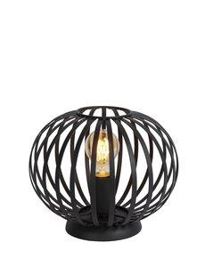 Lucide MANUELA Tafellamp Zwart