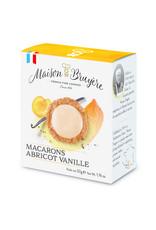 Maison Bruyere Abrikoos vanille macaroons 50g