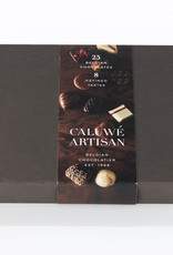 Caluwe Artisan Rigid box 345g - mixed assortiment - UTZ