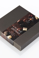 Caluwe Artisan Rigid box 345g - mixed assortment - UTZ