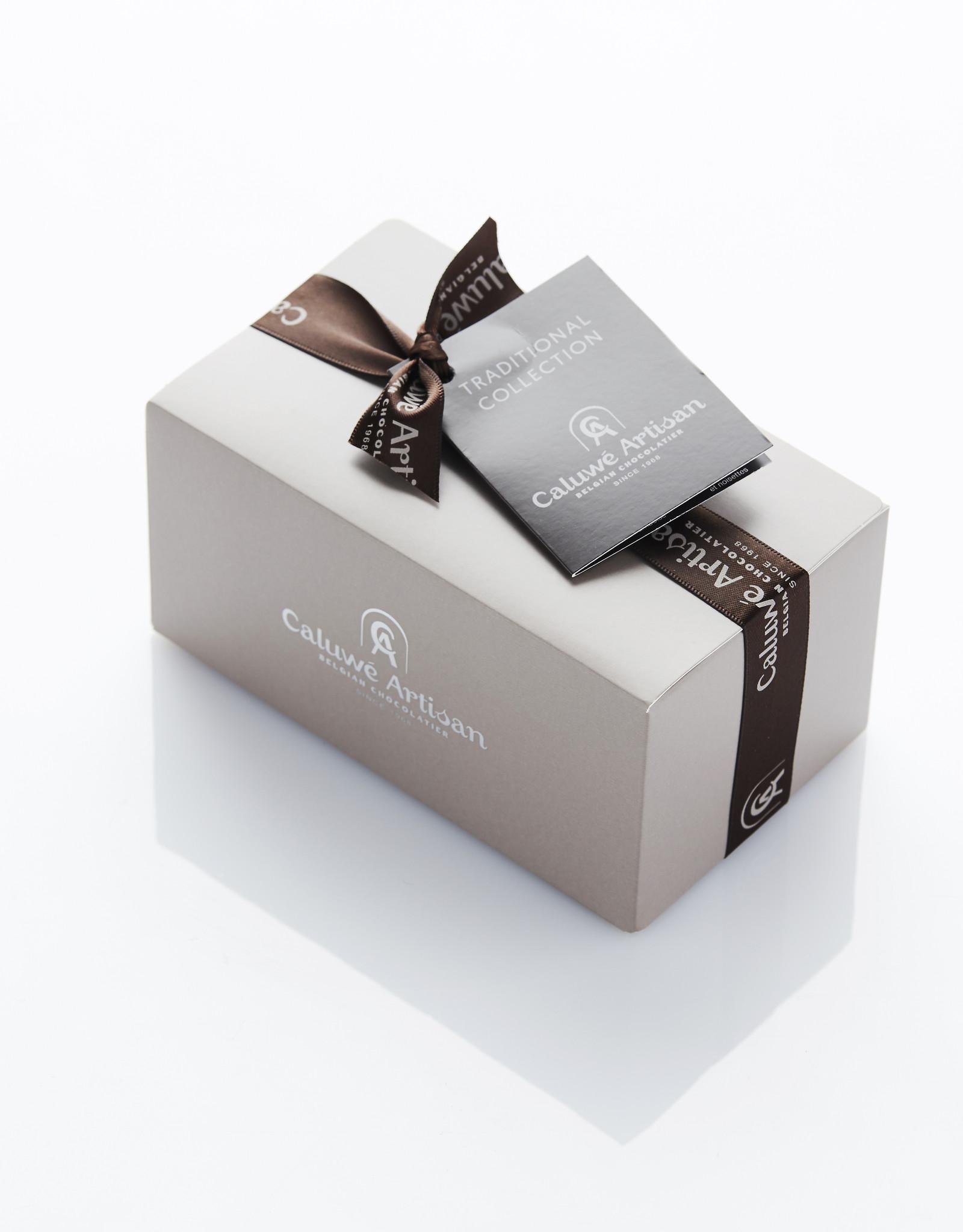 Caluwe Artisan Assortiment de chocolats Belges fourrés