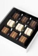 Caluwe Artisan Rigid box 105g - fruit assortment - UTZ