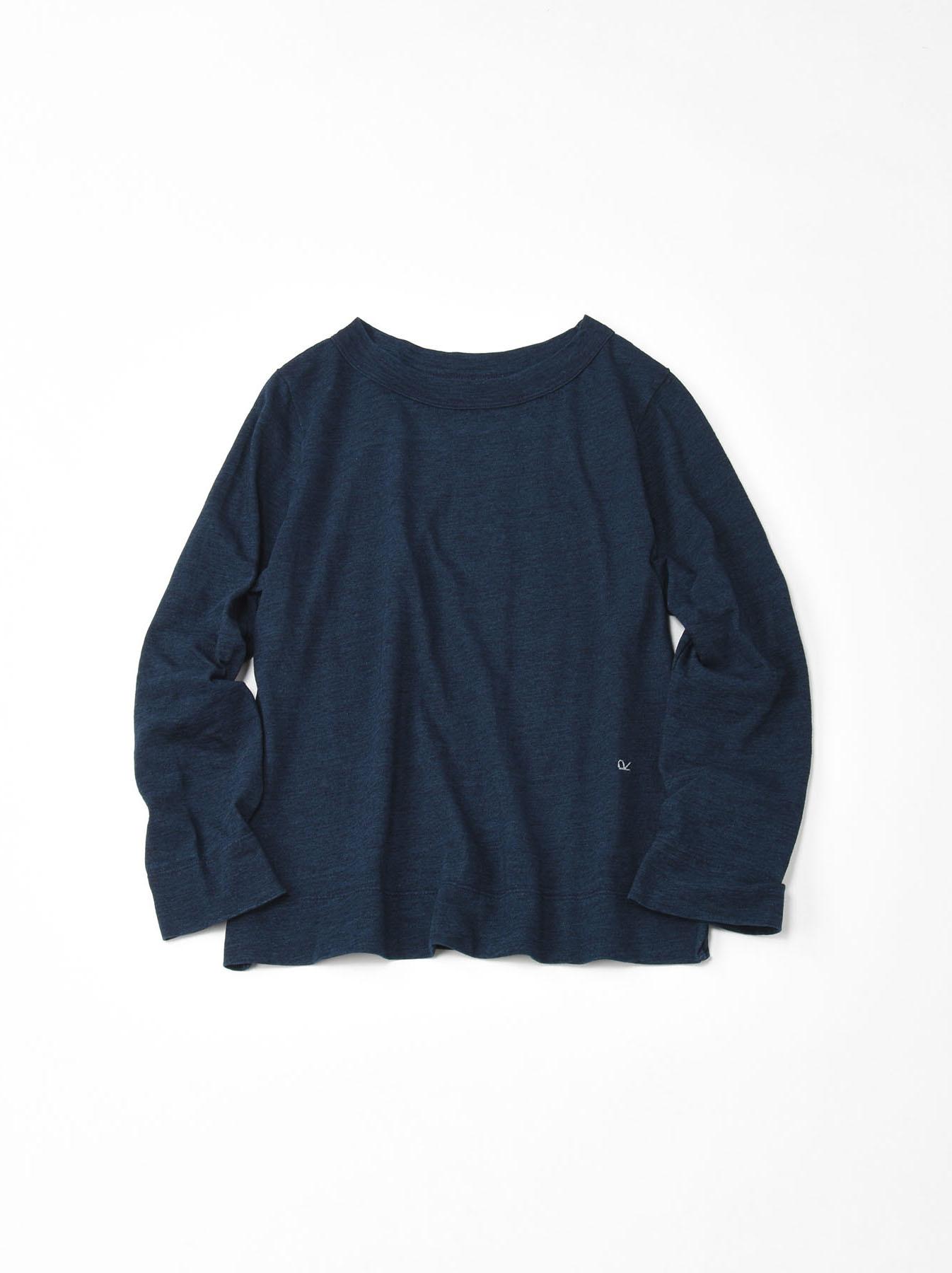Indigo Zimbabwe Cotton Square T-shirt-1