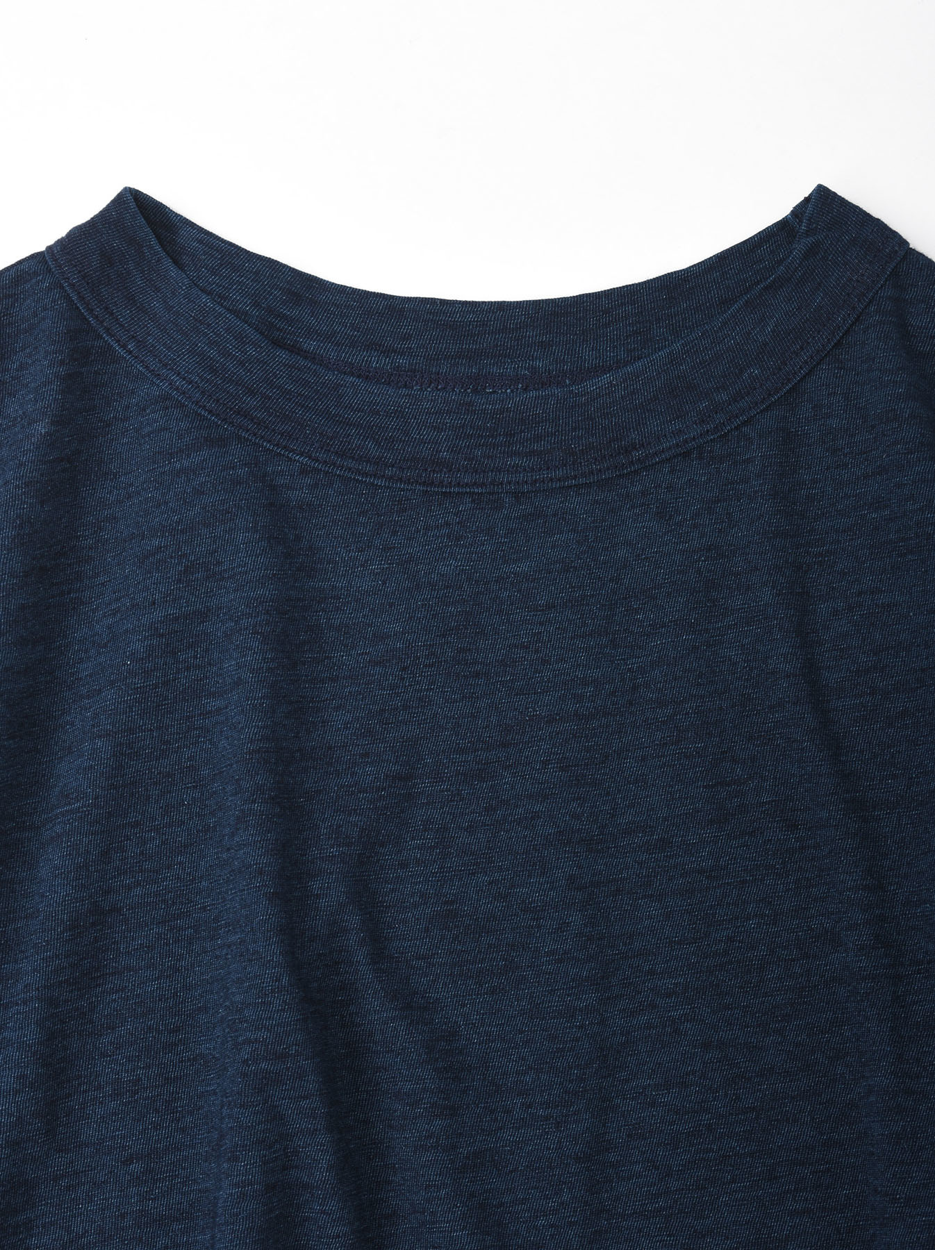 Indigo Zimbabwe Cotton Square T-shirt-6