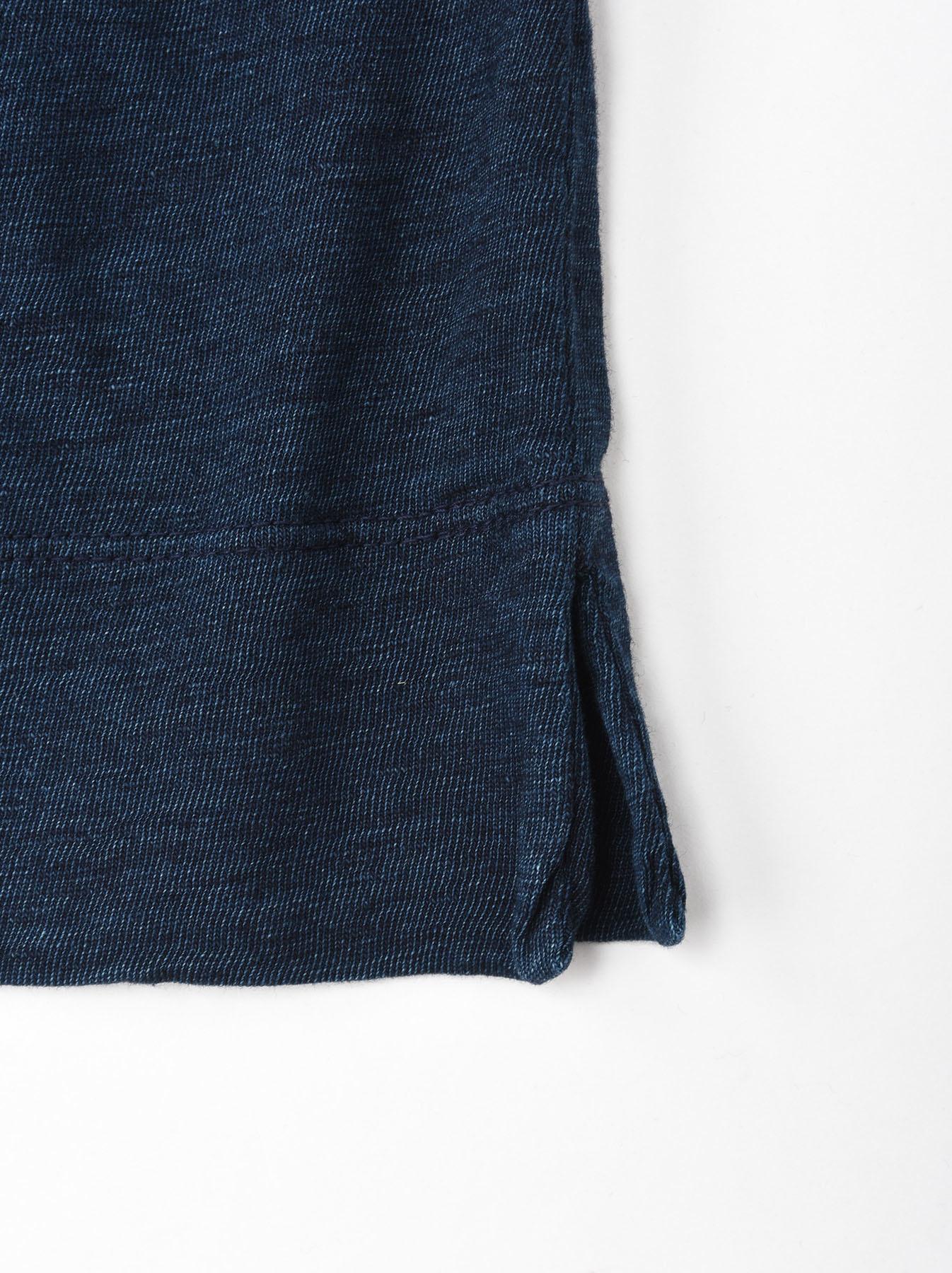 Indigo Zimbabwe Cotton Square T-shirt-8