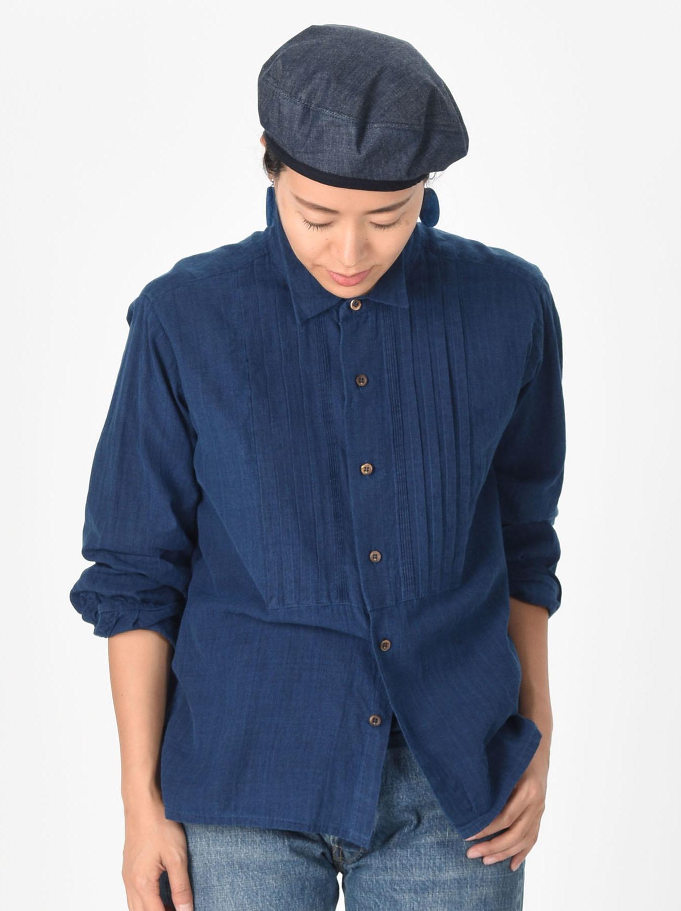 Ai Khadi Pin-tuck Shirt-3