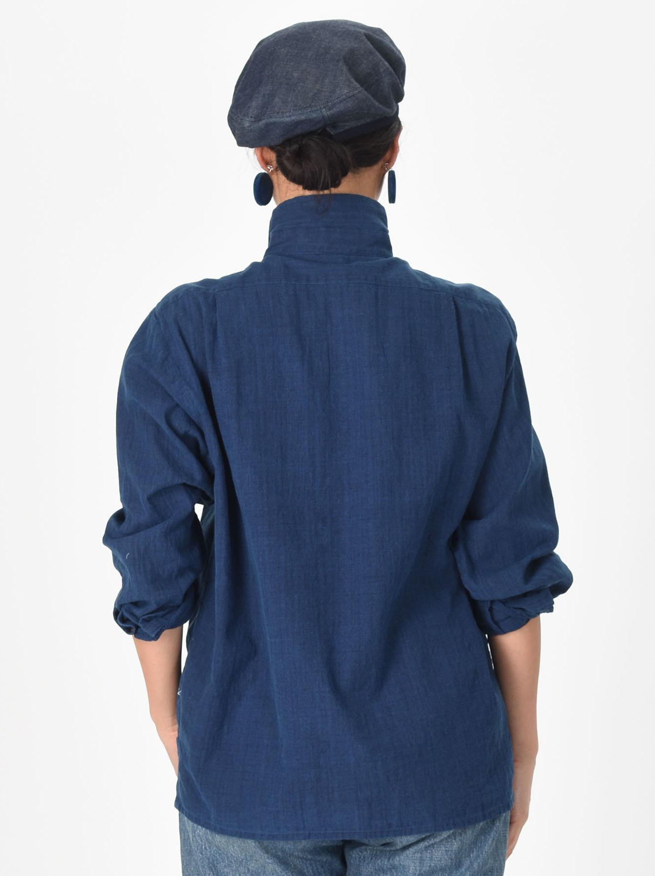 Ai Khadi Pin-tuck Shirt-5