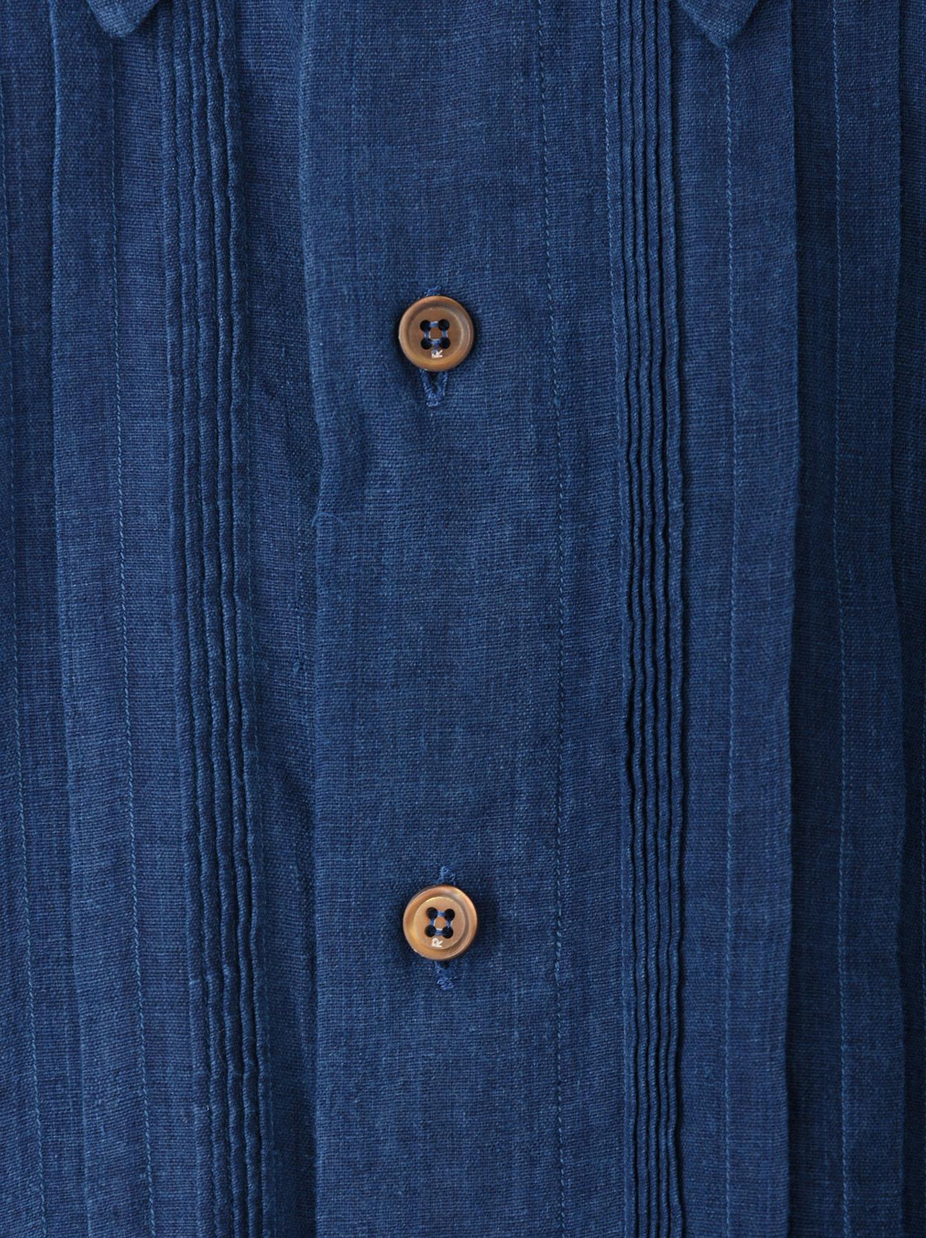 Ai Khadi Pin-tuck Shirt-9