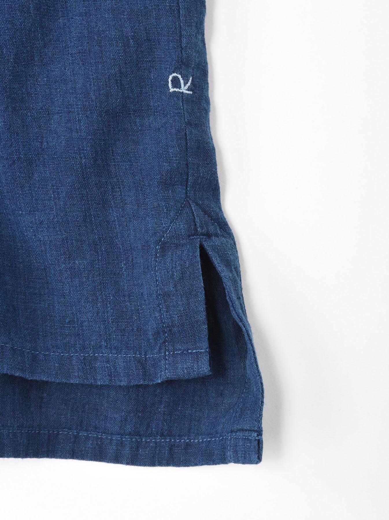 Ai Khadi Pin-tuck Shirt-11