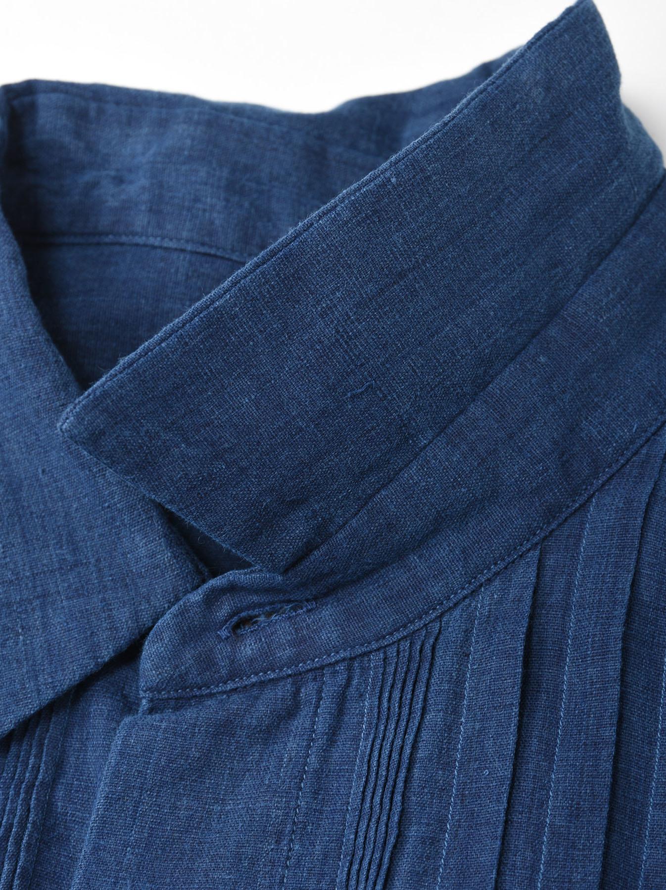 Ai Khadi Pin-tuck Shirt-7