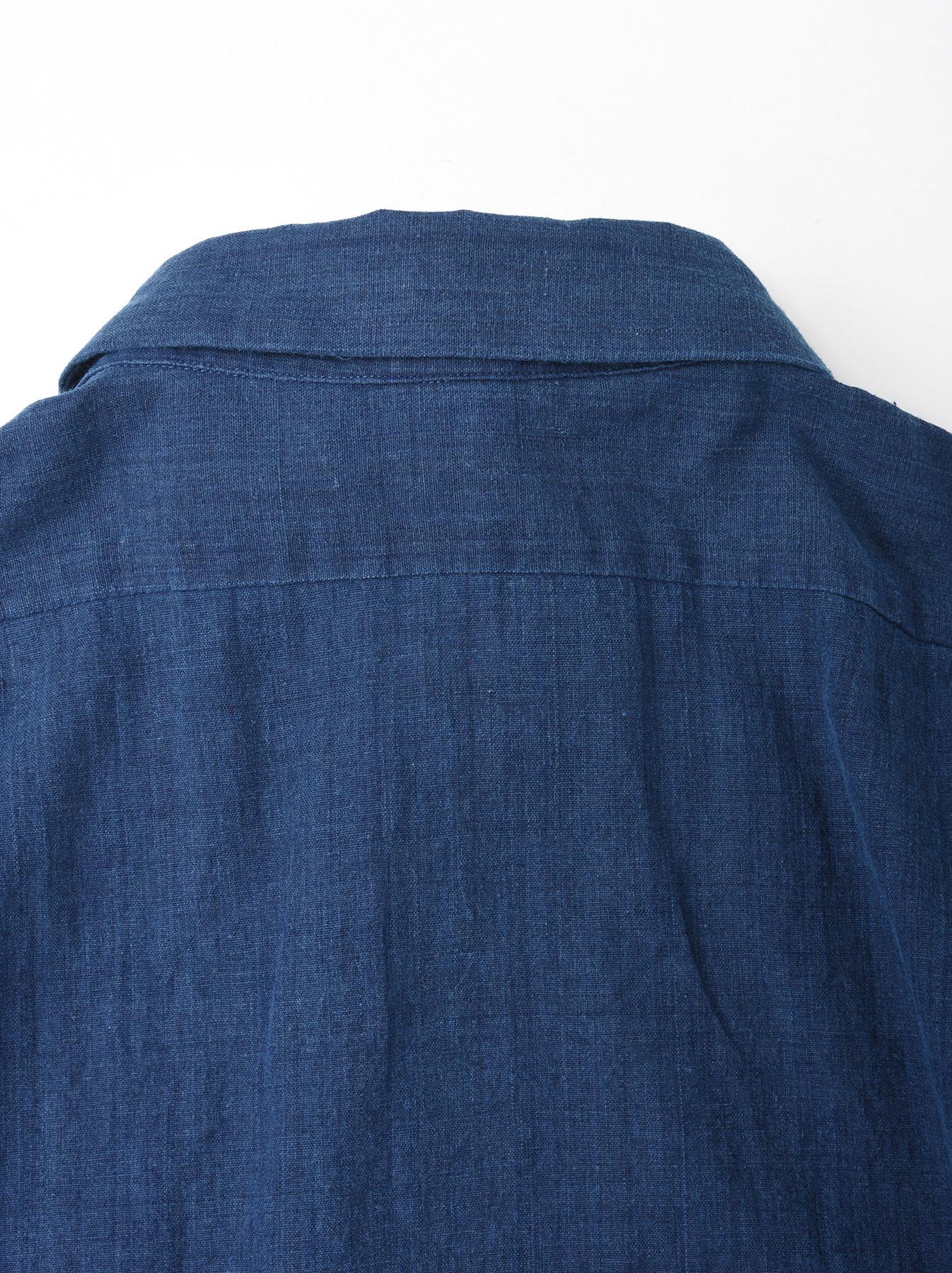 Ai Khadi Pin-tuck Shirt-8