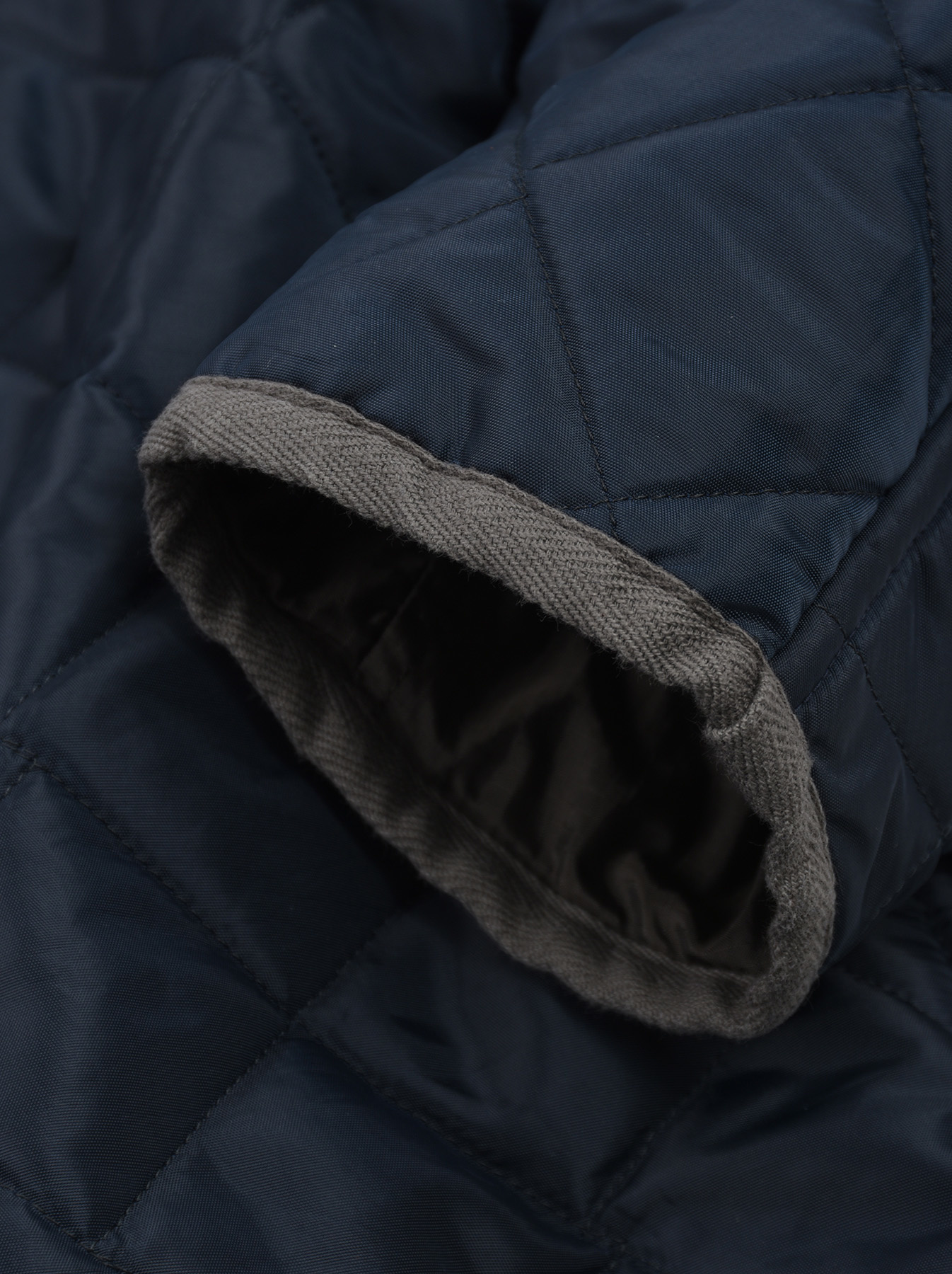 WH Thick Nylon Quilted Coat-6