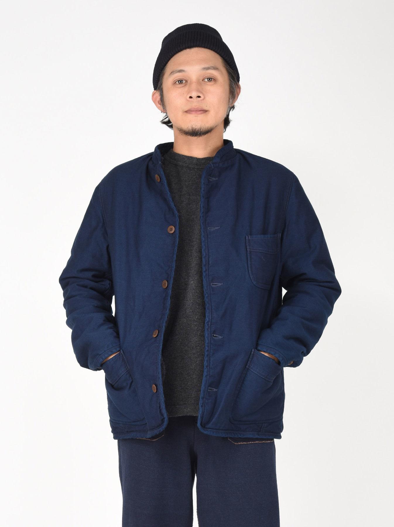 Okome Yoko-shusu Sheep Boa 908 Jacket-5