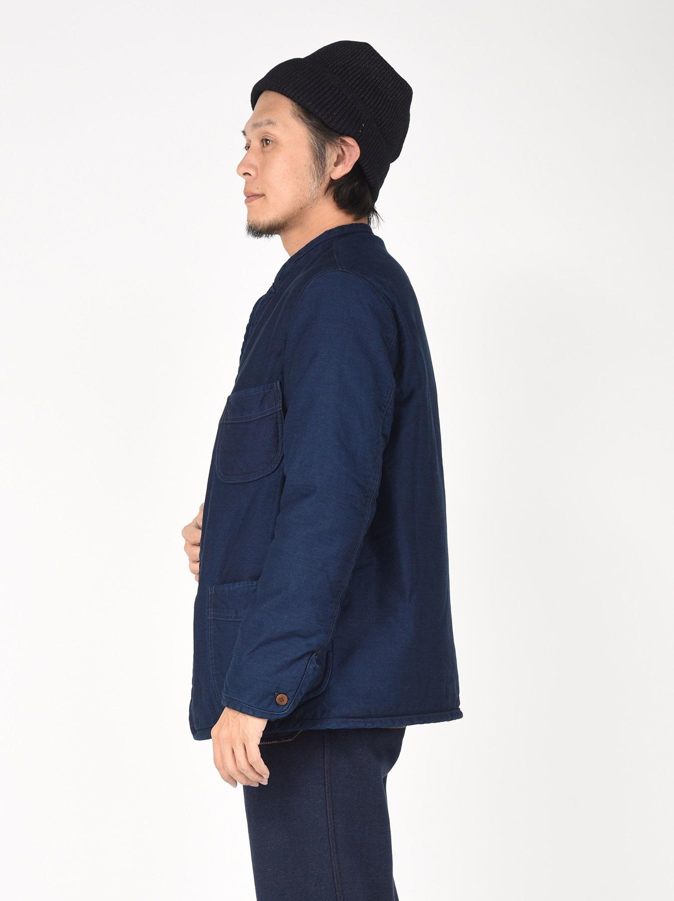 Okome Yoko-shusu Sheep Boa 908 Jacket-6