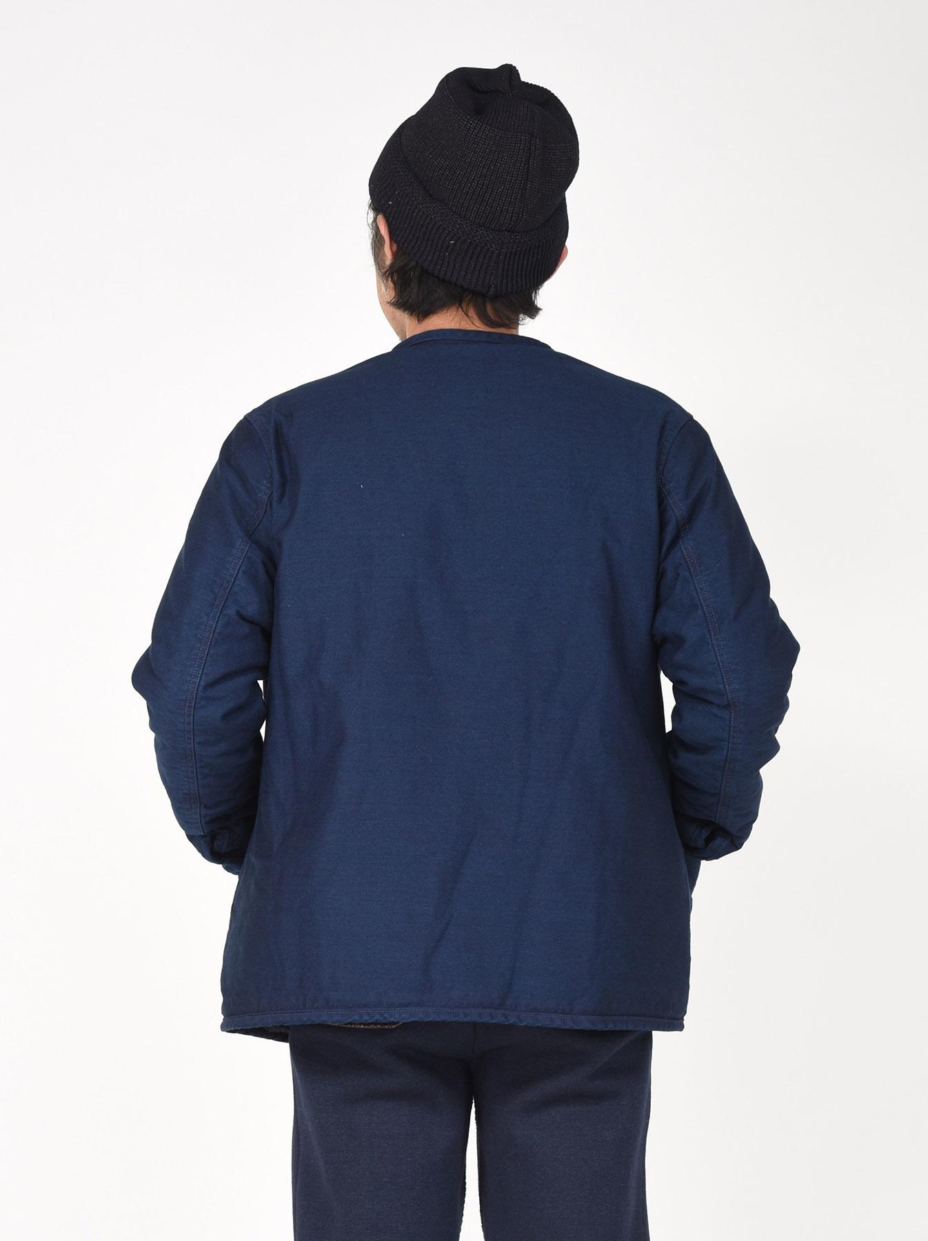 Okome Yoko-shusu Sheep Boa 908 Jacket-7