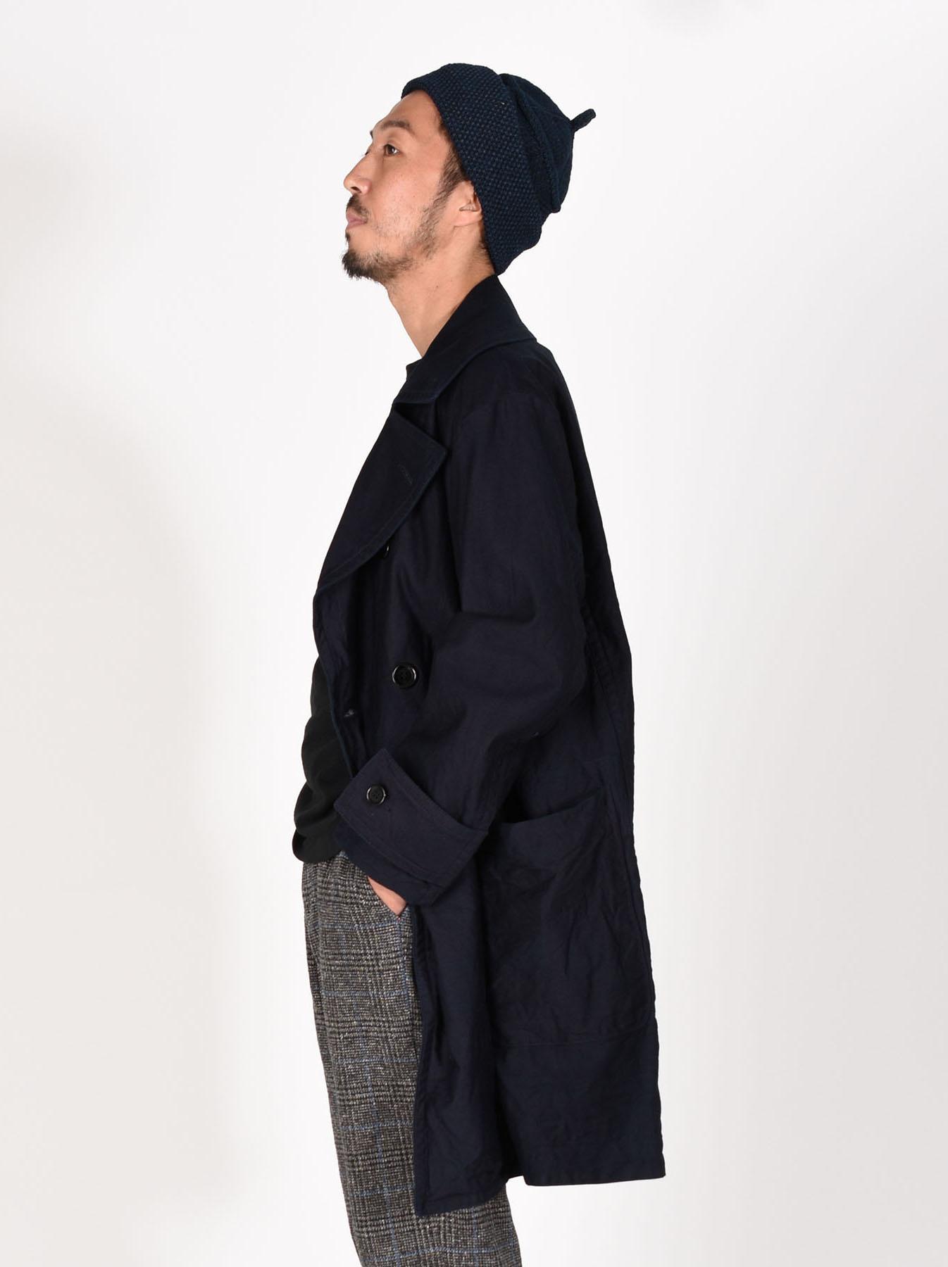 WH Ai-Nando Okome Sateen Hayama Coat-4