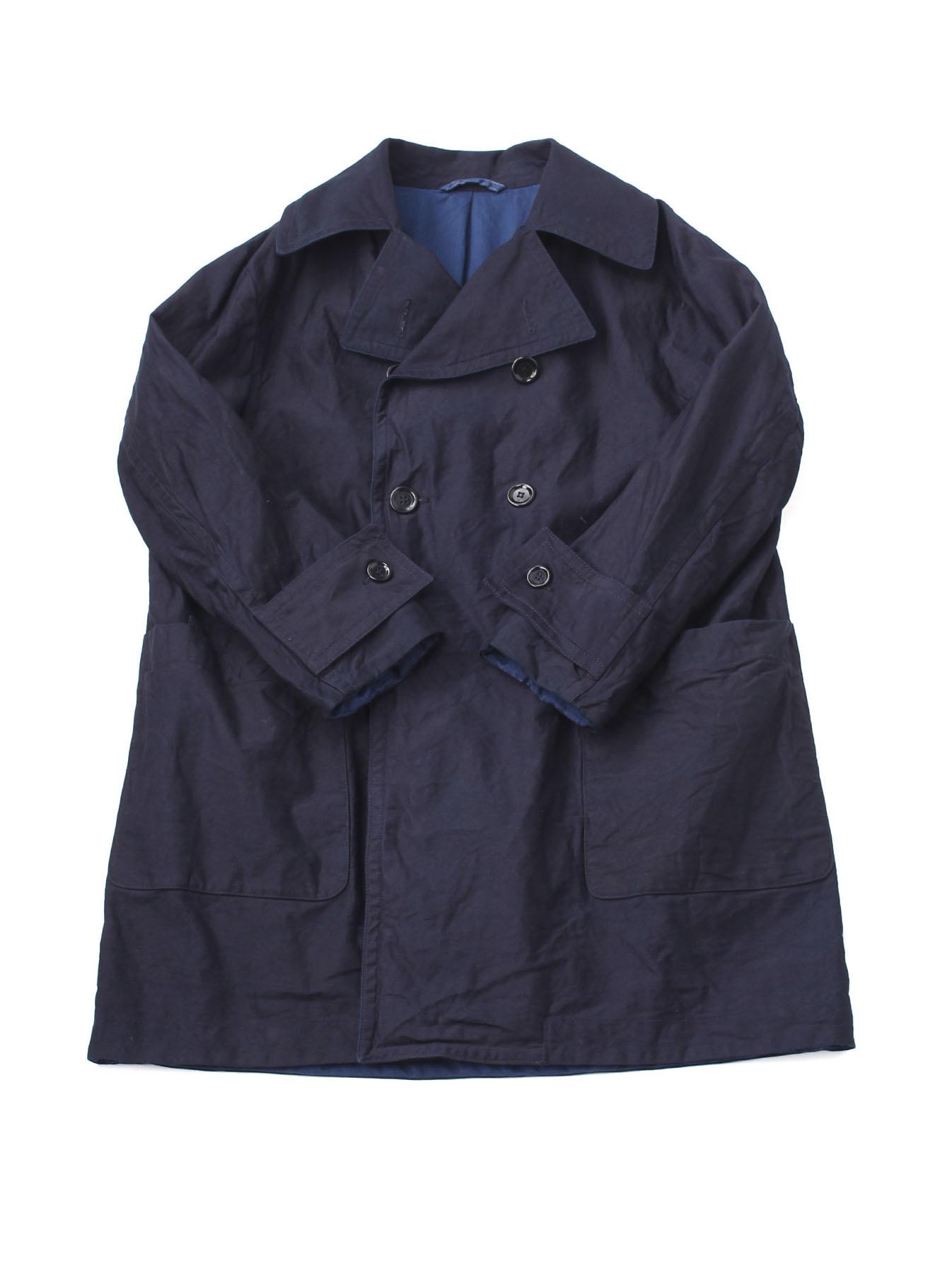 WH Ai-Nando Okome Sateen Hayama Coat-1