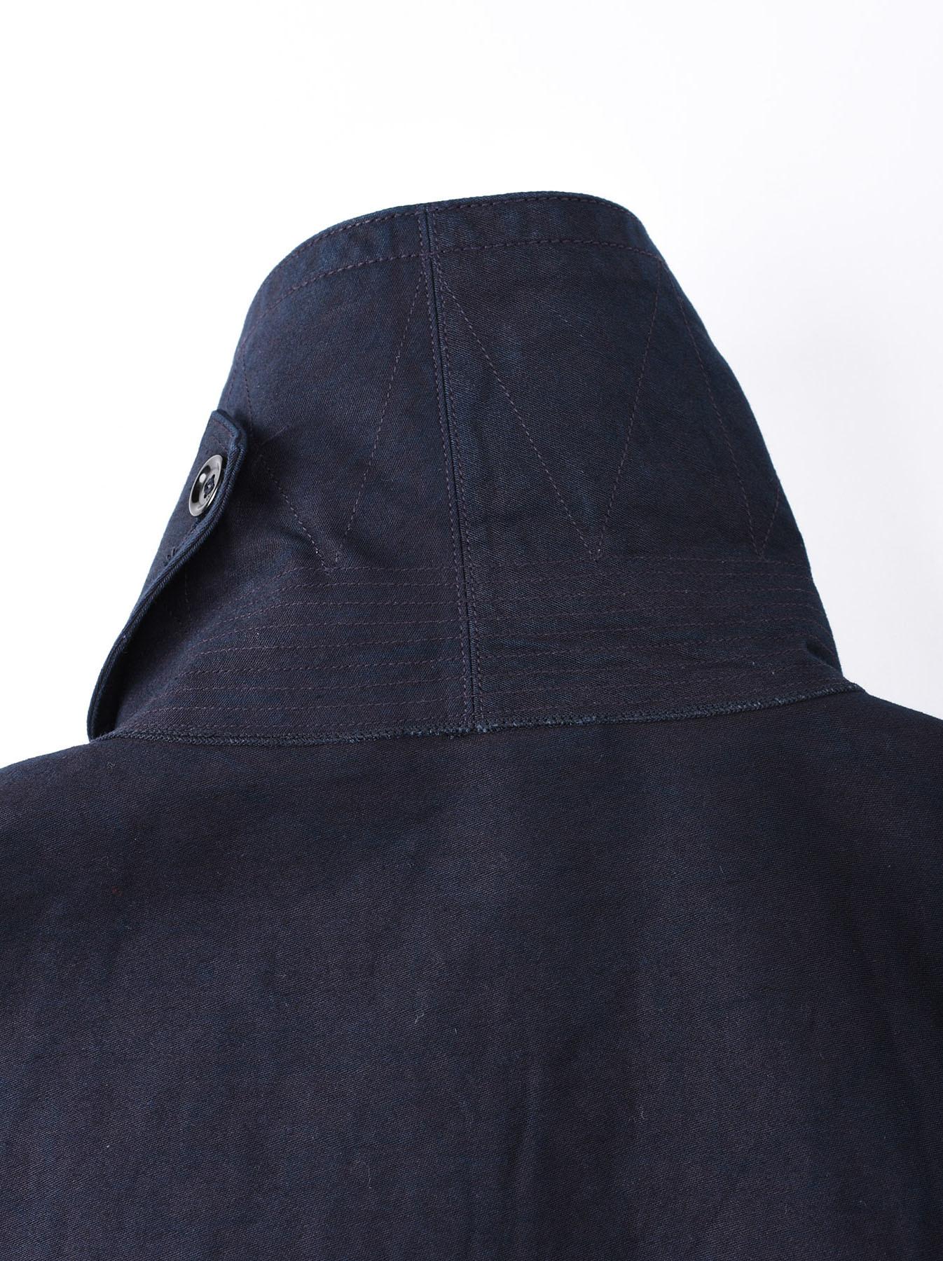 WH Ai-Nando Okome Sateen Hayama Coat-9