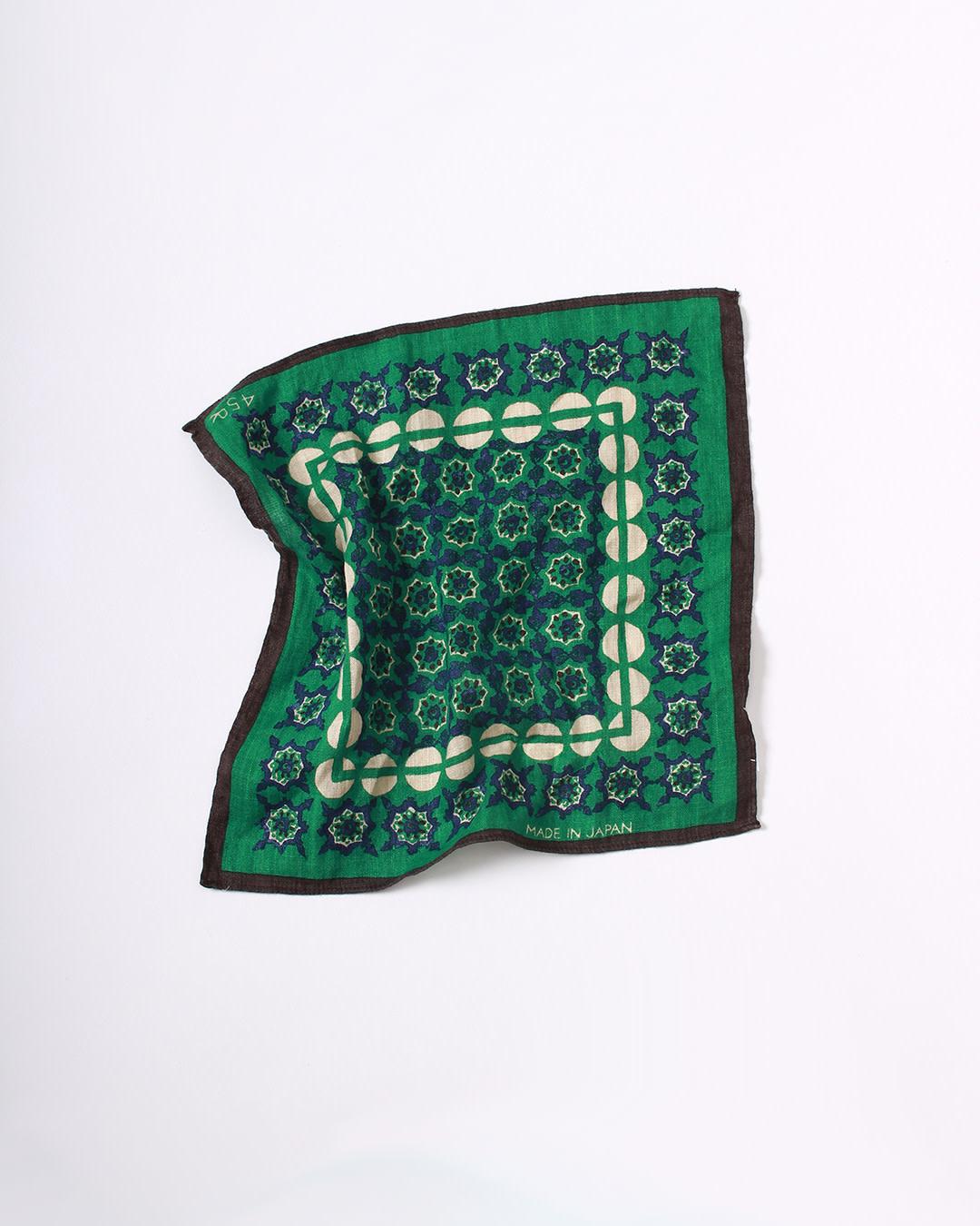 Hemp Komon Pocket Square-3