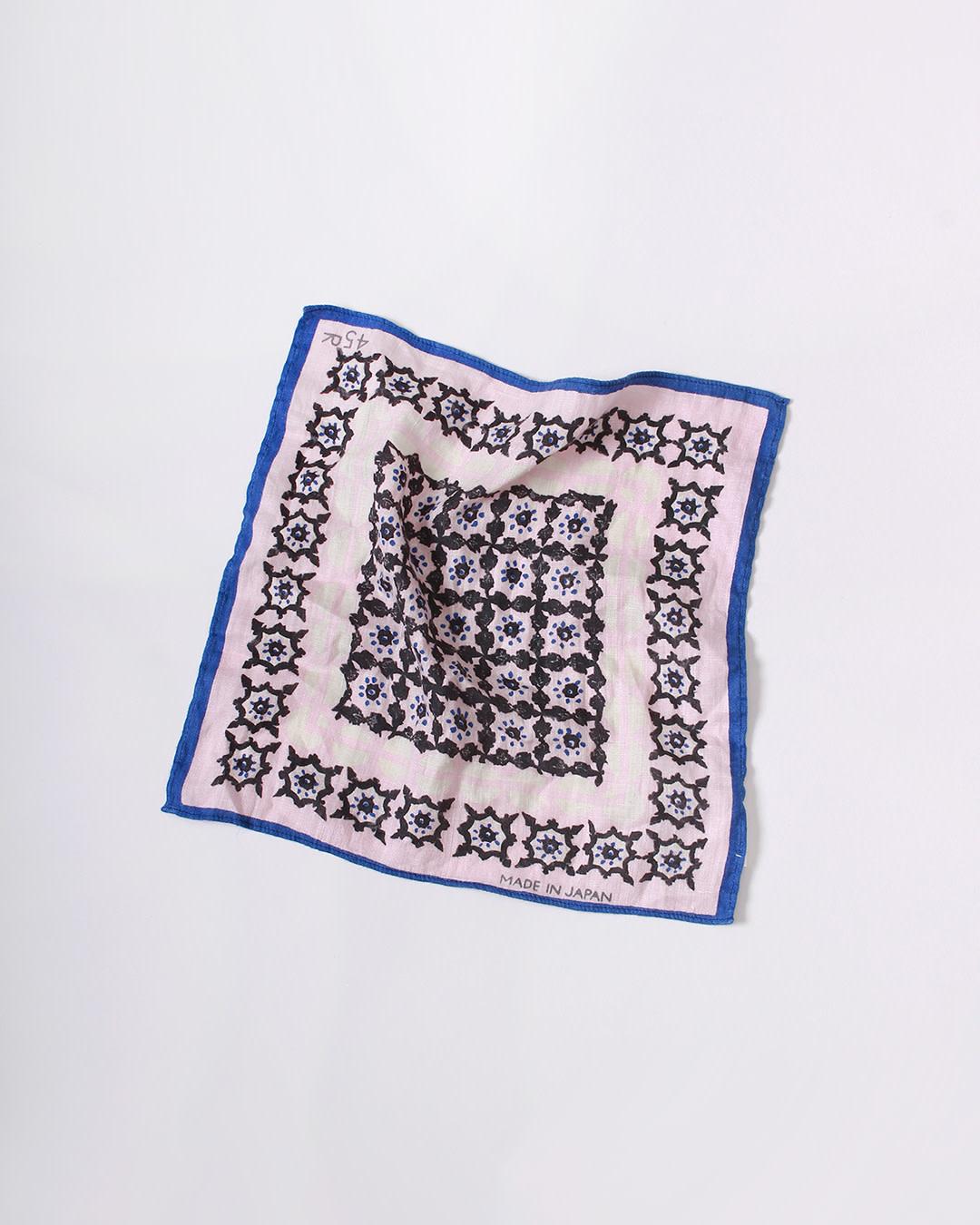 Hemp Komon Pocket Square-2