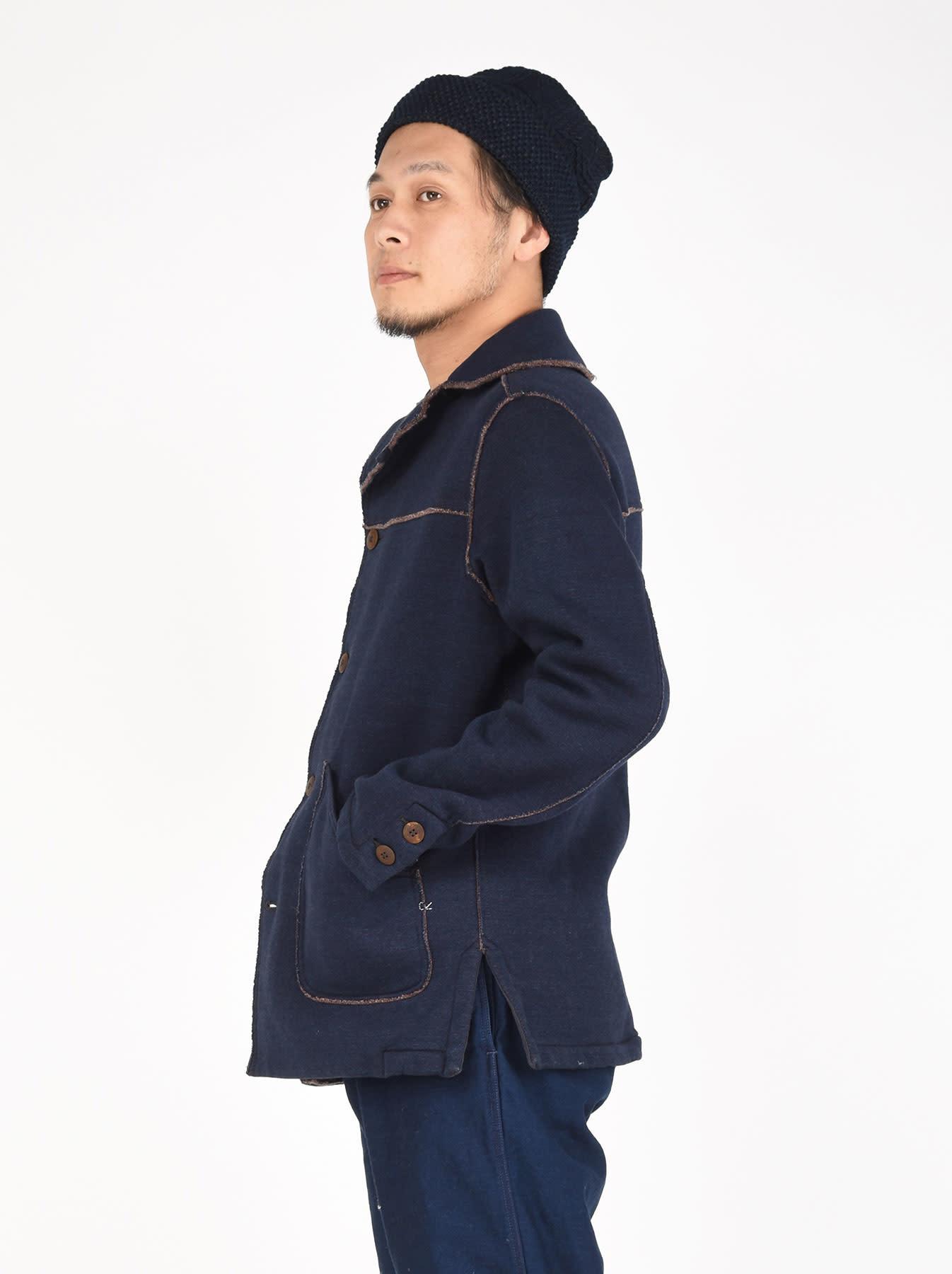 Indigo Hokkaido Fleecy P-chan-3