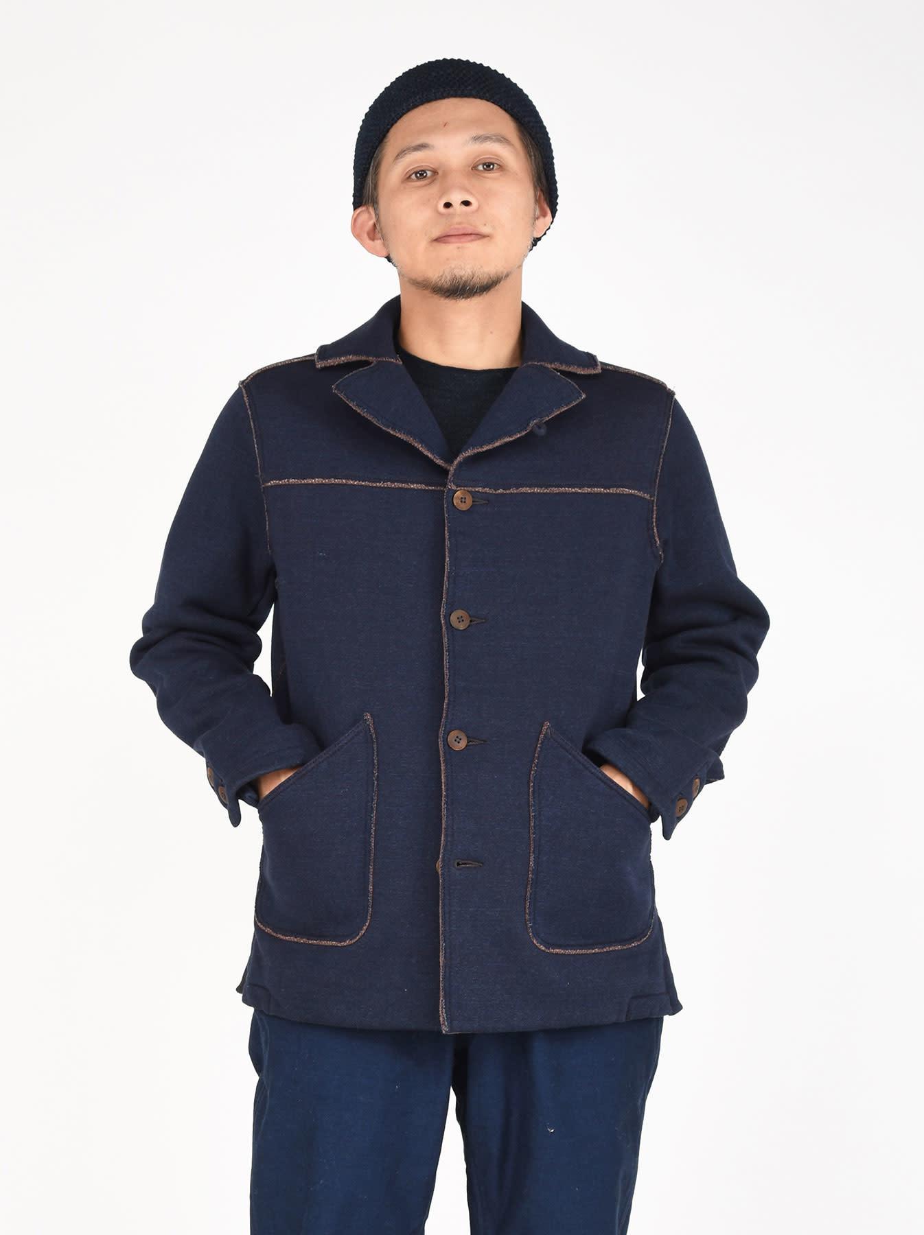 Indigo Hokkaido Fleecy P-chan-4