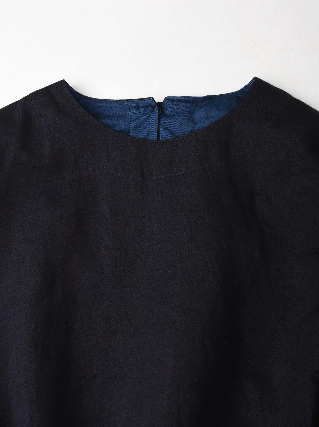 Ai-nando Awa Sateen Cutwork Uma Dress-5
