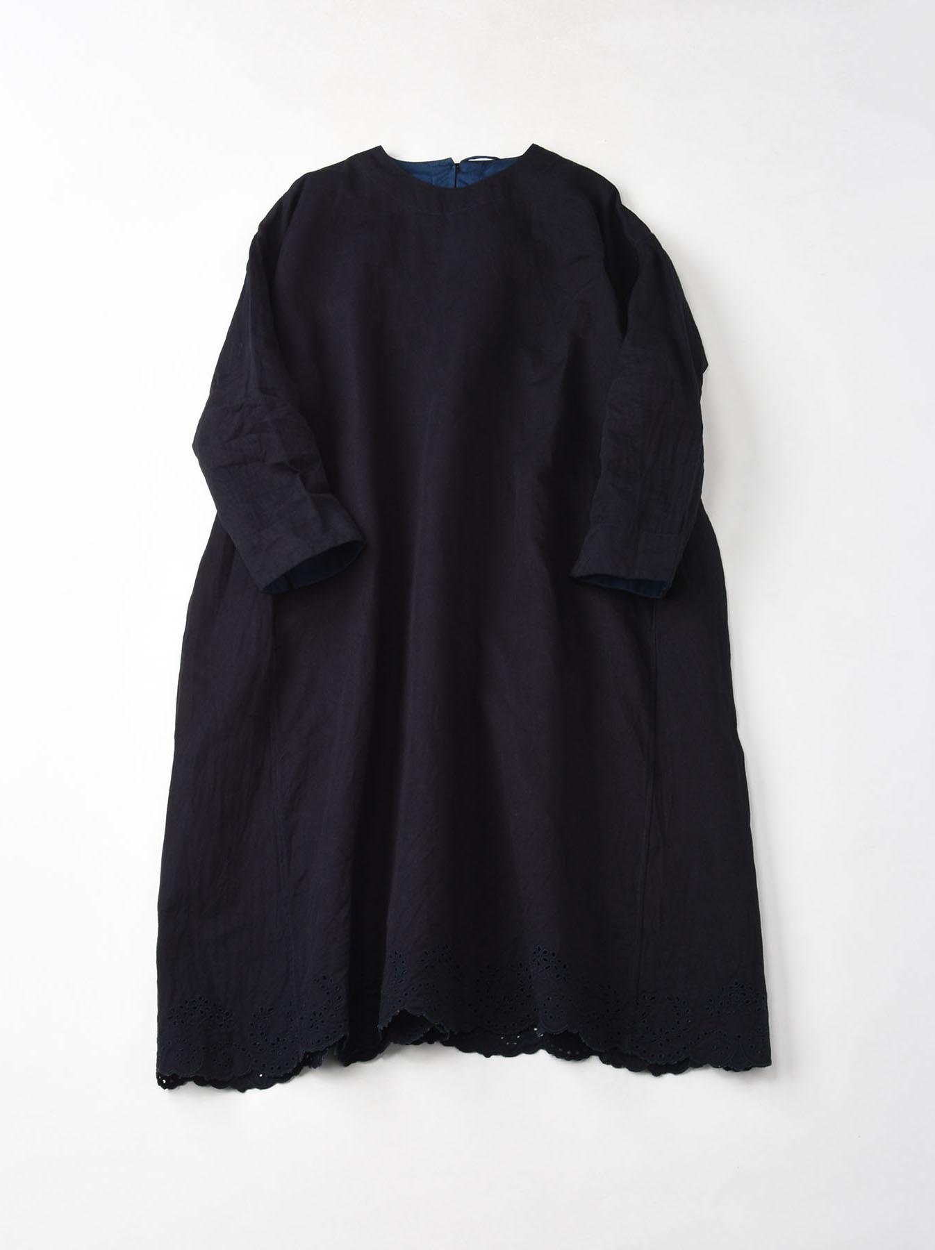 Ai-nando Awa Sateen Cutwork Uma Dress-1