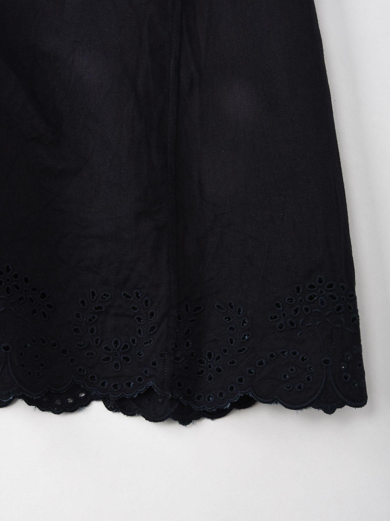 Ai-nando Awa Sateen Cutwork Uma Dress-8