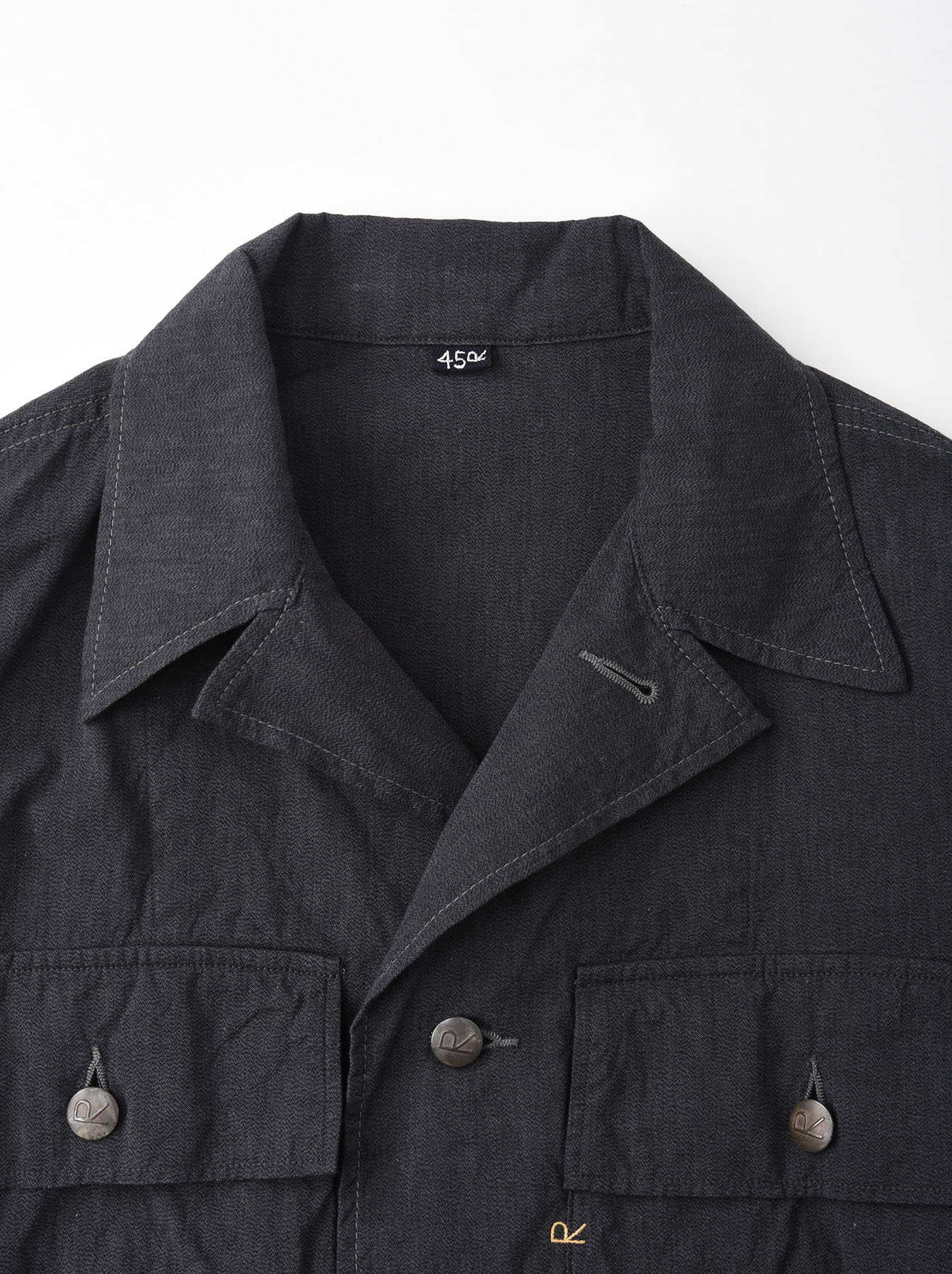 WH Grandrelle 908 Military Coverall-7