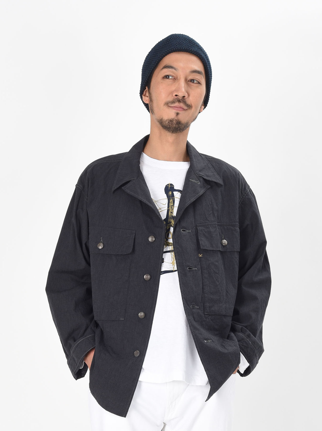 WH Grandrelle 908 Military Coverall-3