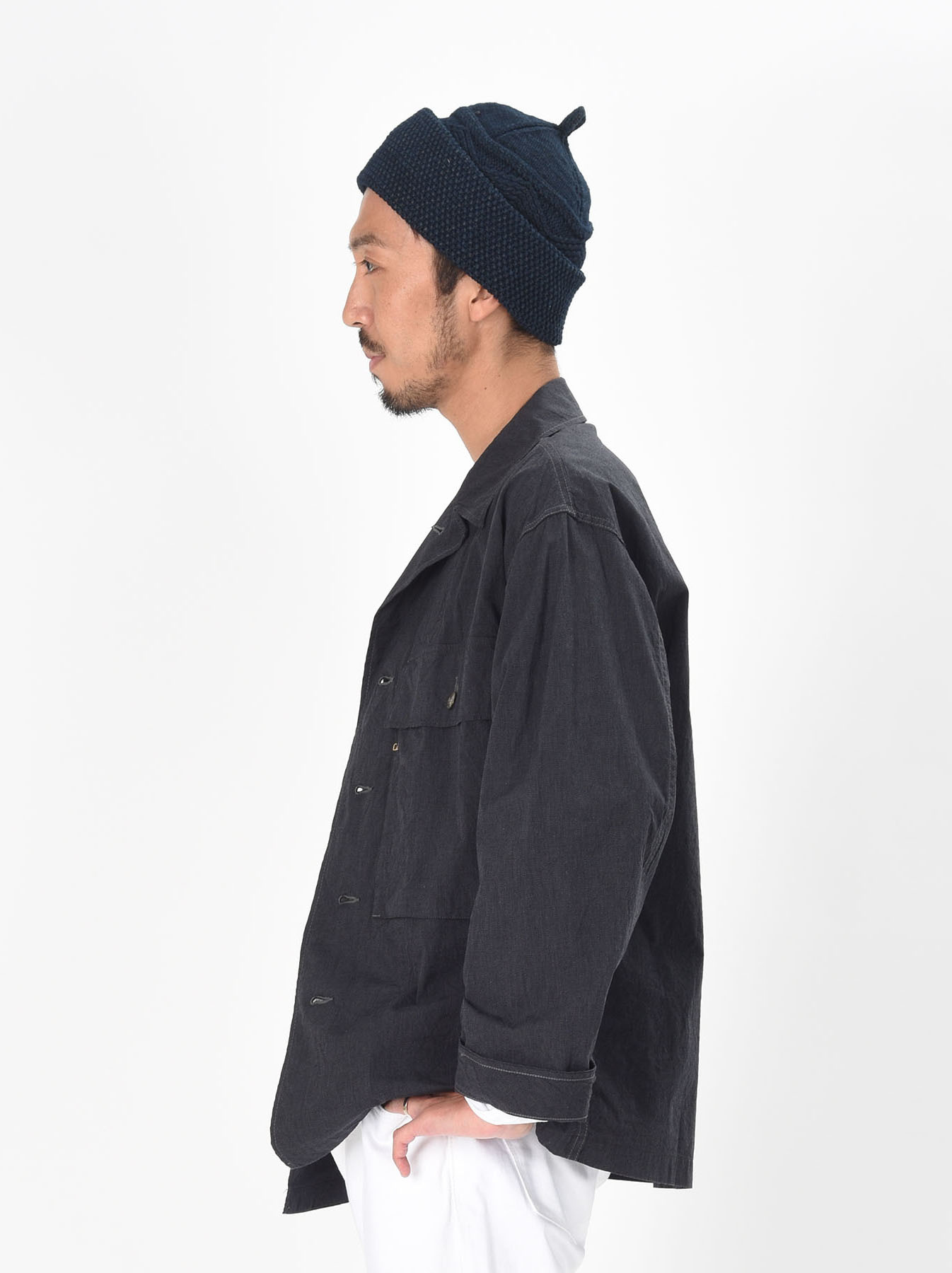 WH Grandrelle 908 Military Coverall-4