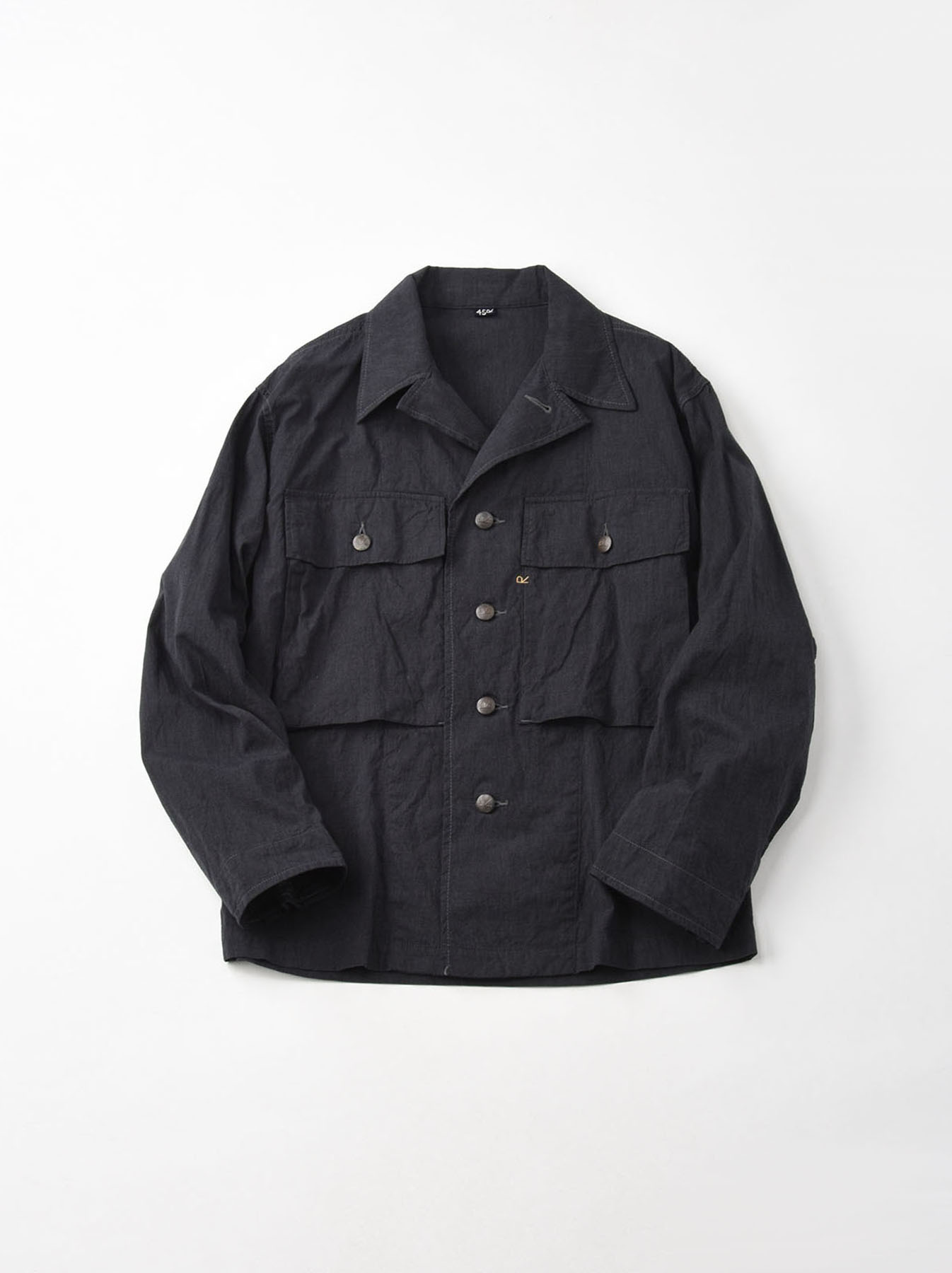 WH Grandrelle 908 Military Coverall-6