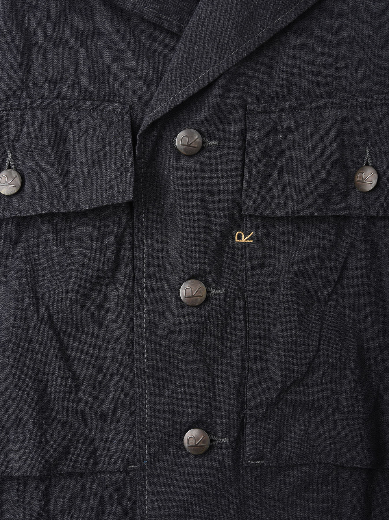 WH Grandrelle 908 Military Coverall-10