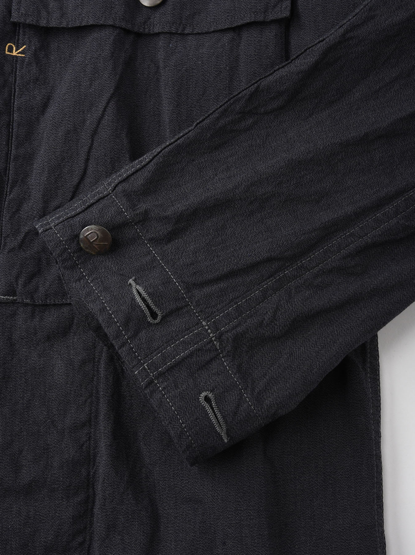 WH Grandrelle 908 Military Coverall-11