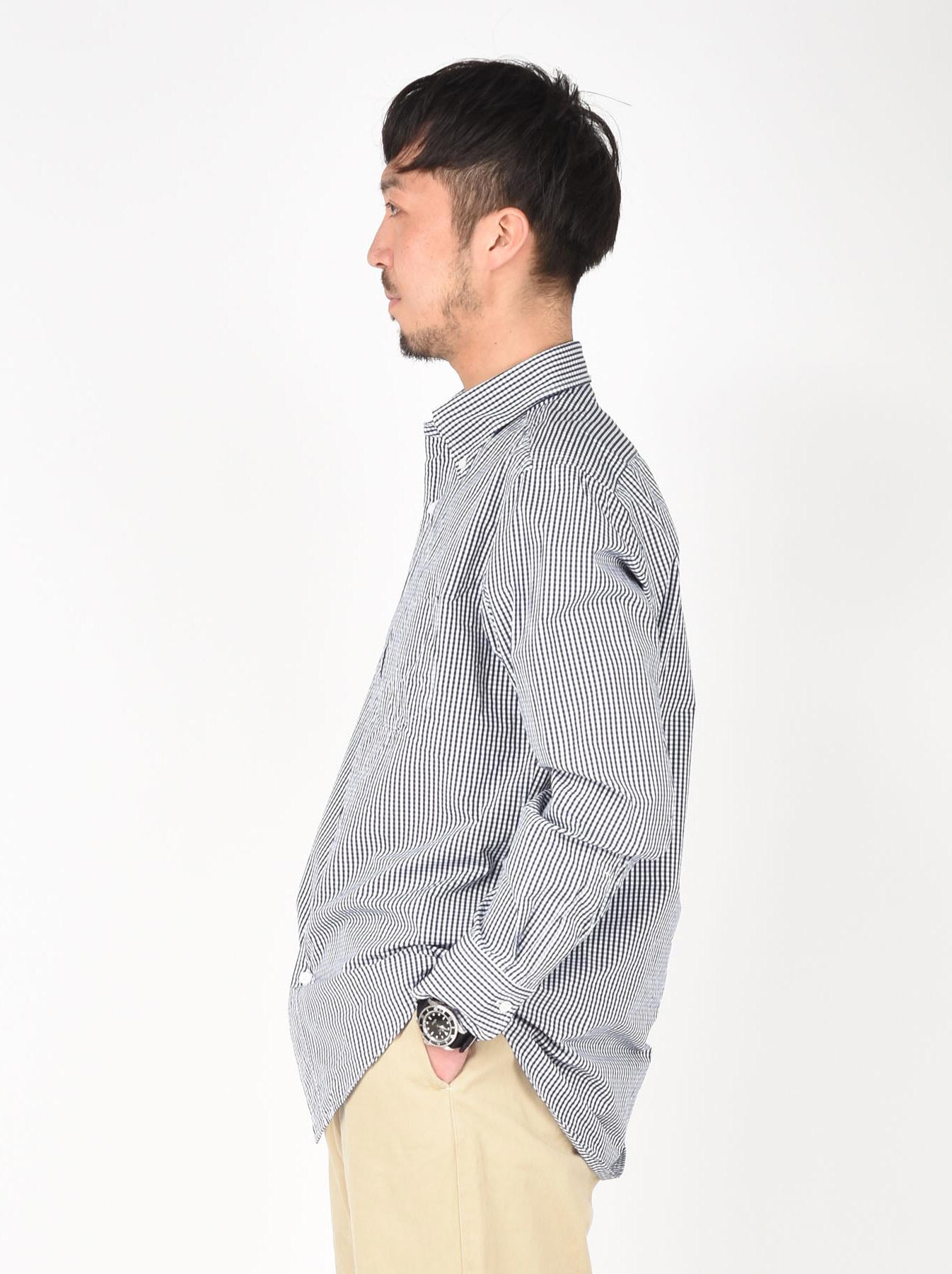 180/3 Suvin Cotton Button Down Shirt-4