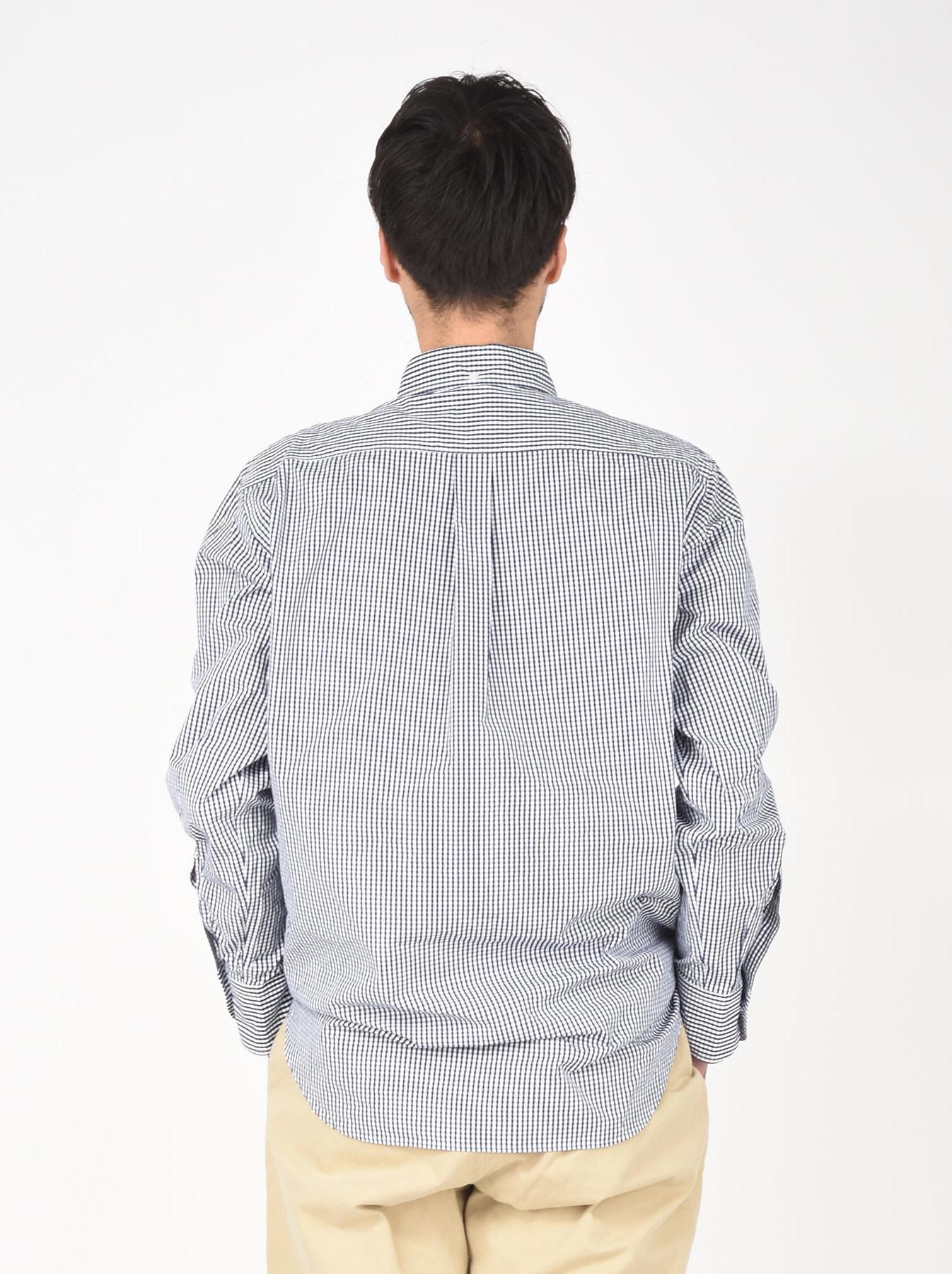 180/3 Suvin Cotton Button Down Shirt-5