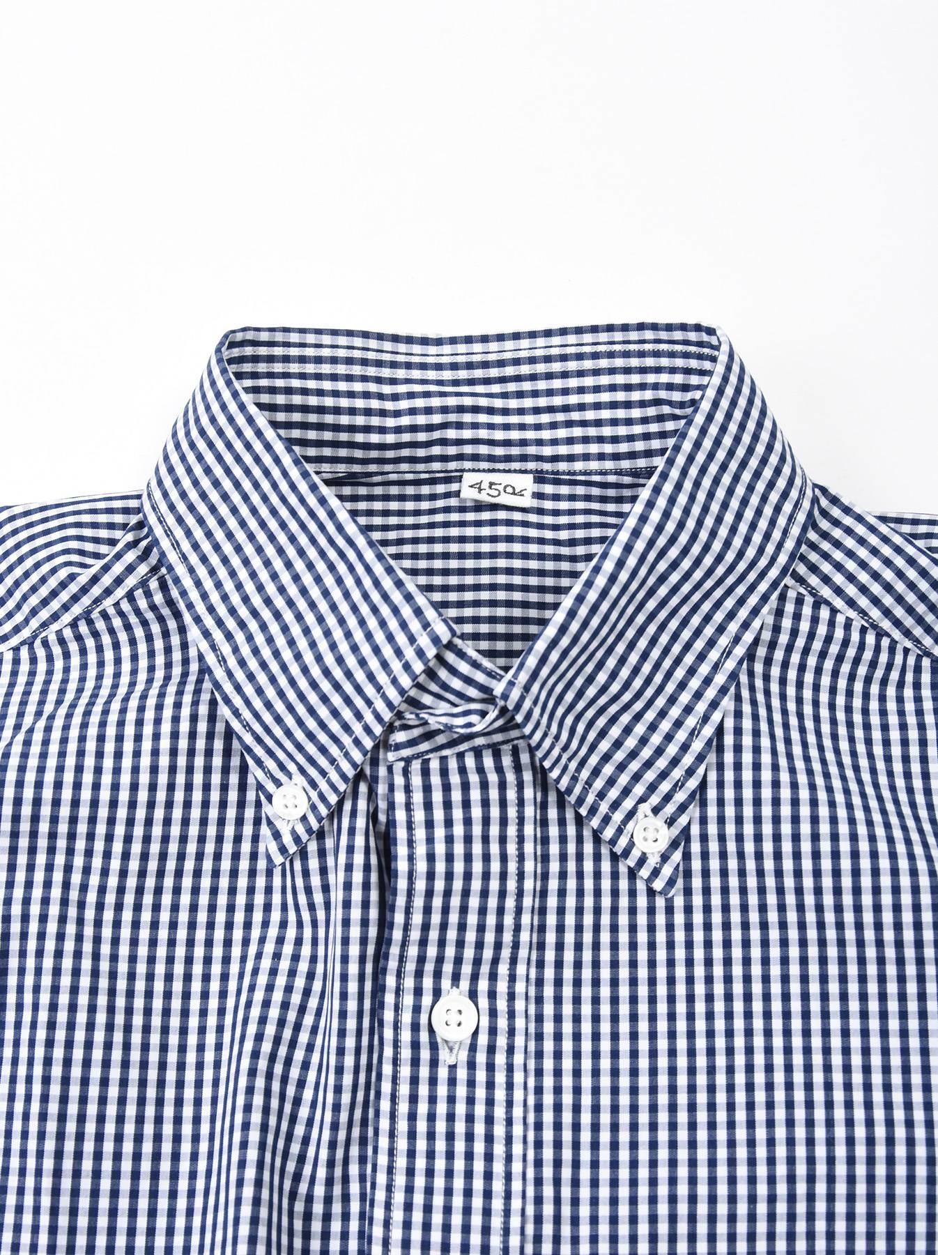 180/3 Suvin Cotton Button Down Shirt-6