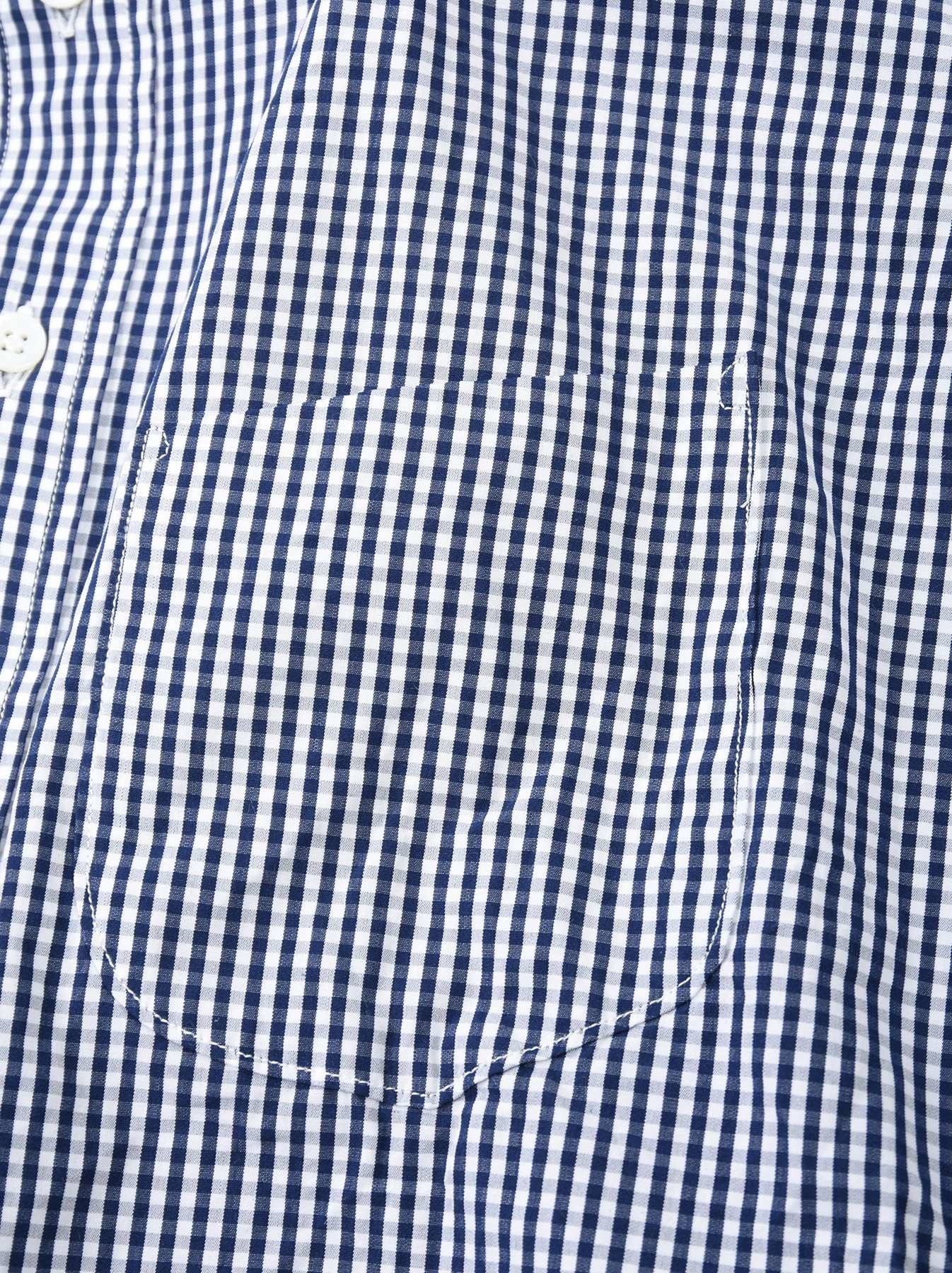 180/3 Suvin Cotton Button Down Shirt-8