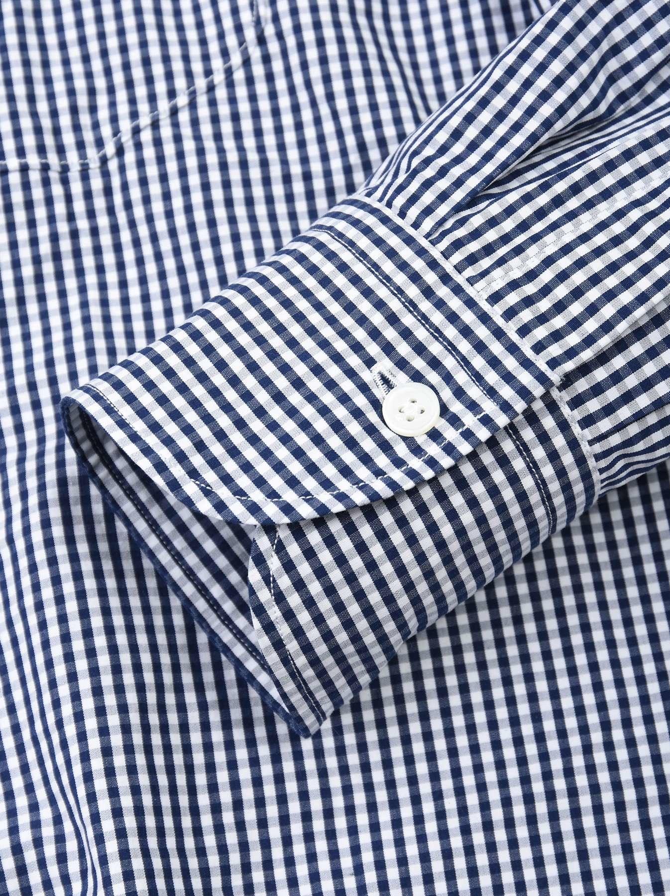 180/3 Suvin Cotton Button Down Shirt-9