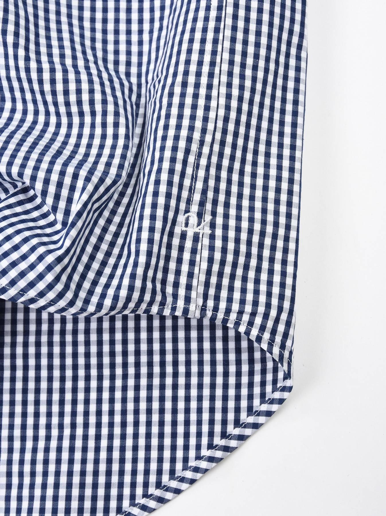 180/3 Suvin Cotton Button Down Shirt-10