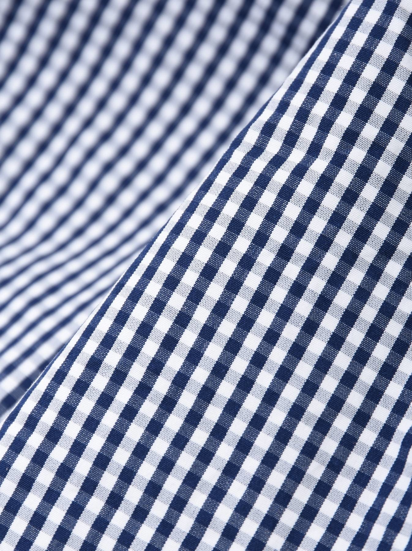 180/3 Suvin Cotton Button Down Shirt-11