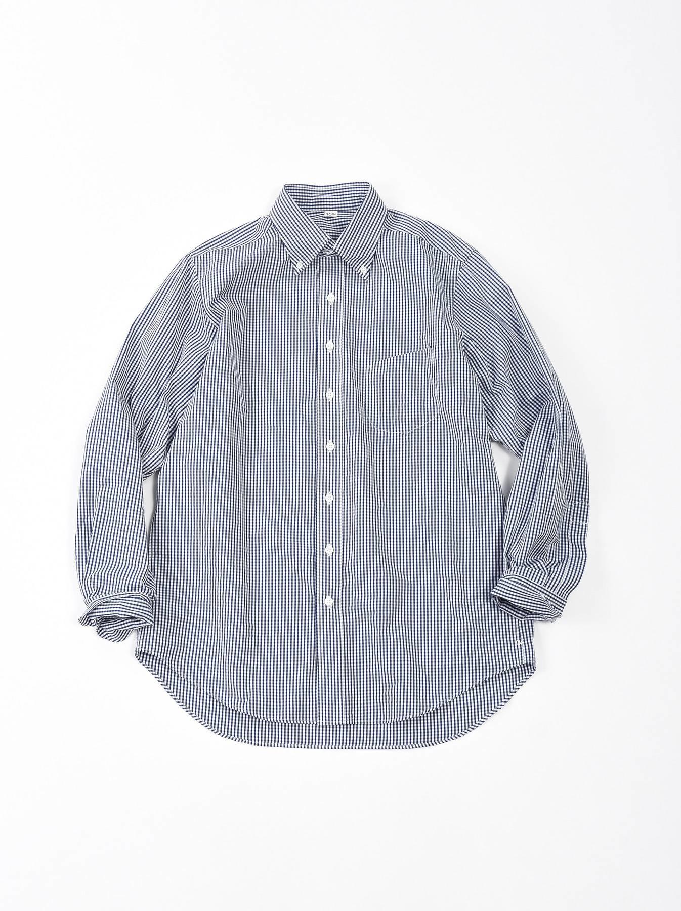 180/3 Suvin Cotton Button Down Shirt-1