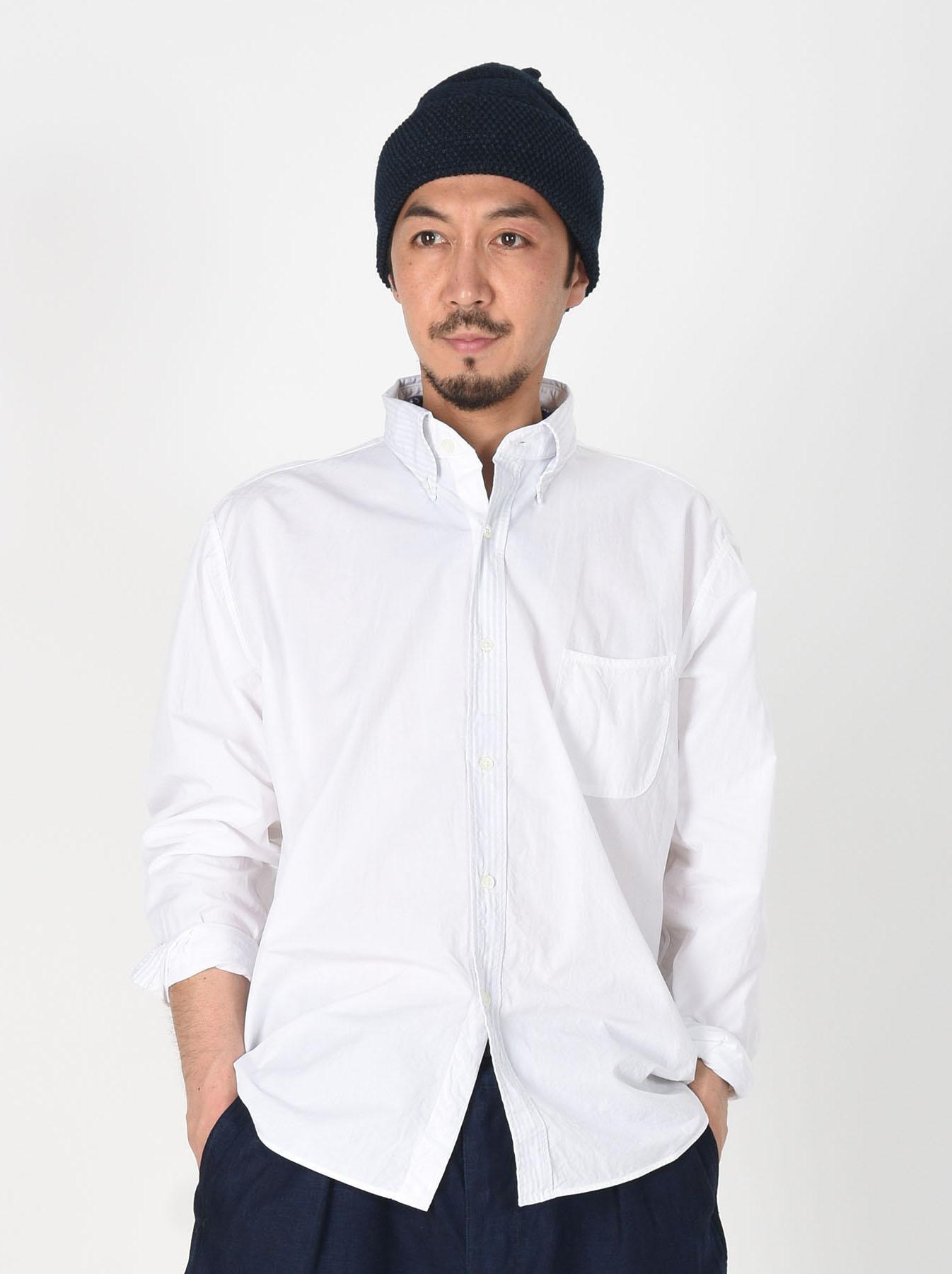 Damp Button Down Ocean Shirt-3