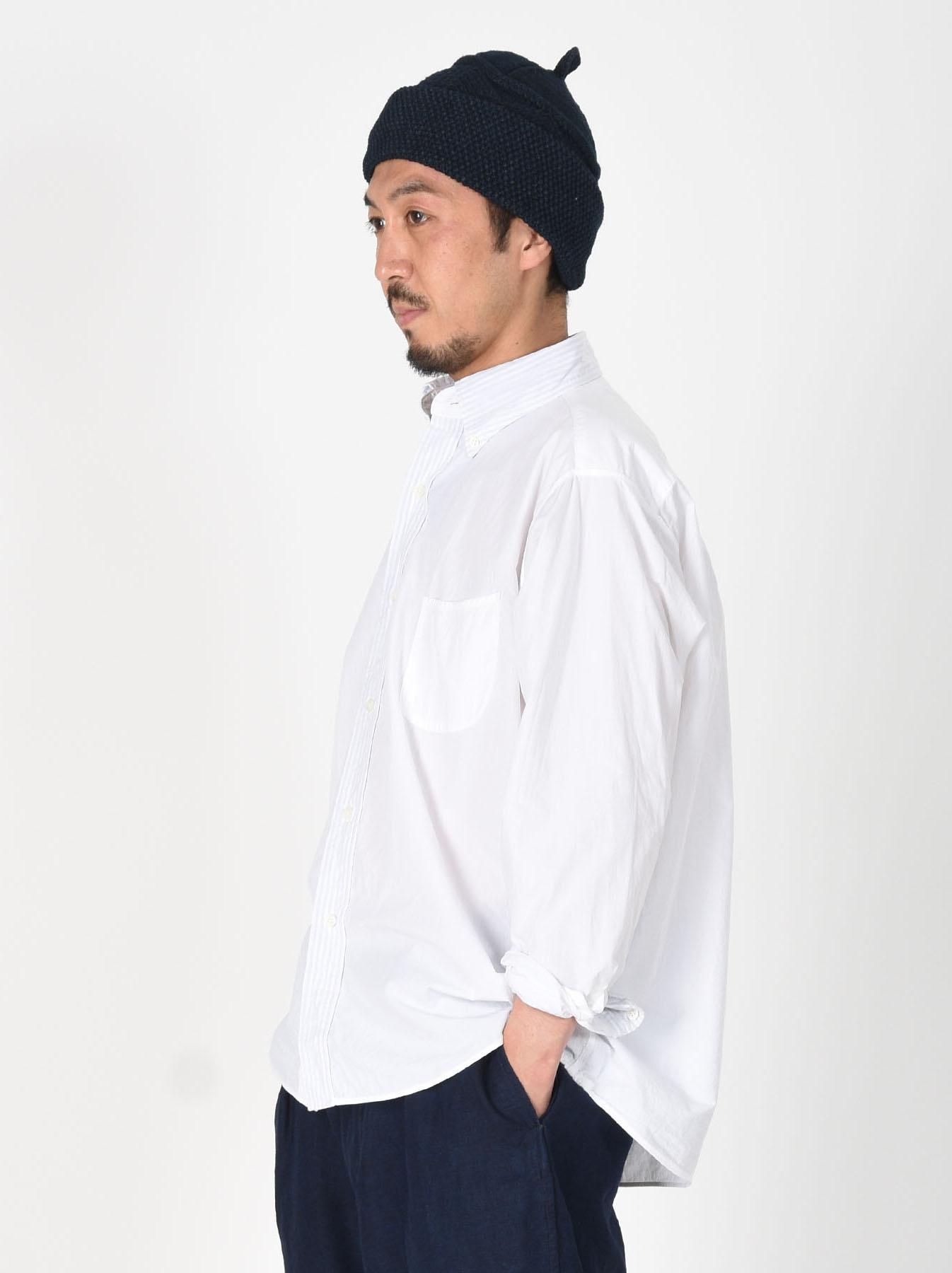 Damp Button Down Ocean Shirt-4