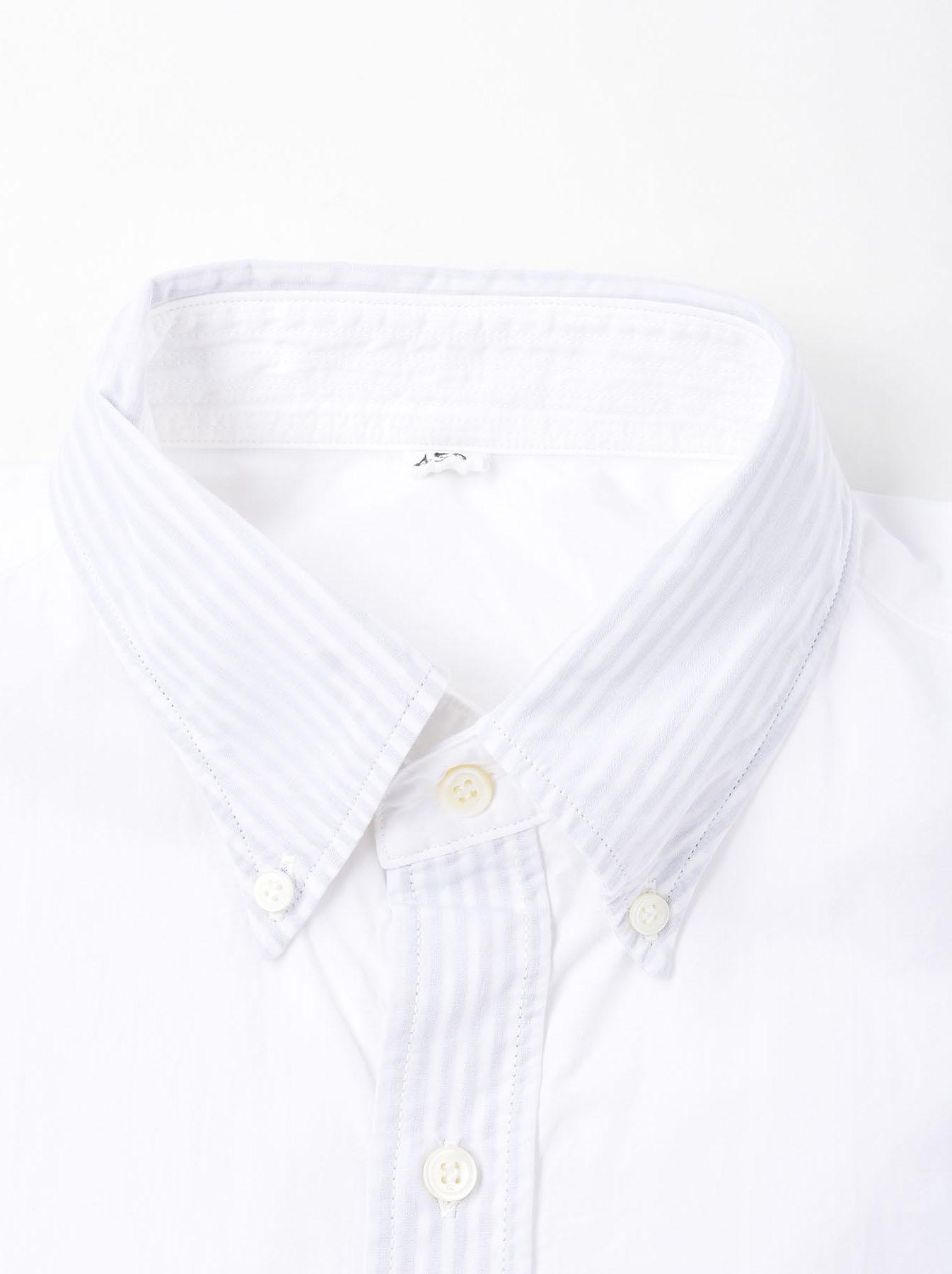 Damp Button Down Ocean Shirt-6