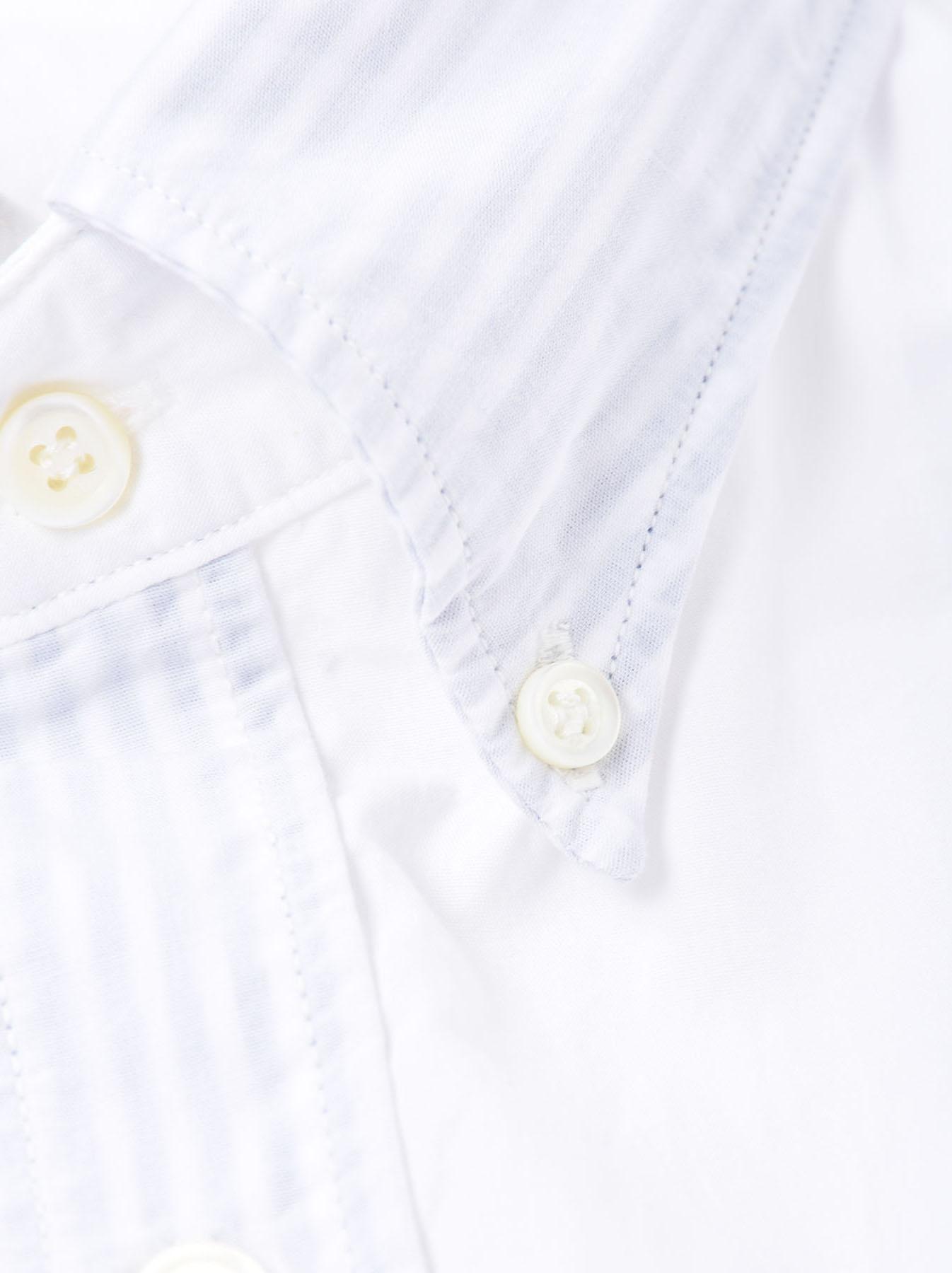 Damp Button Down Ocean Shirt-7