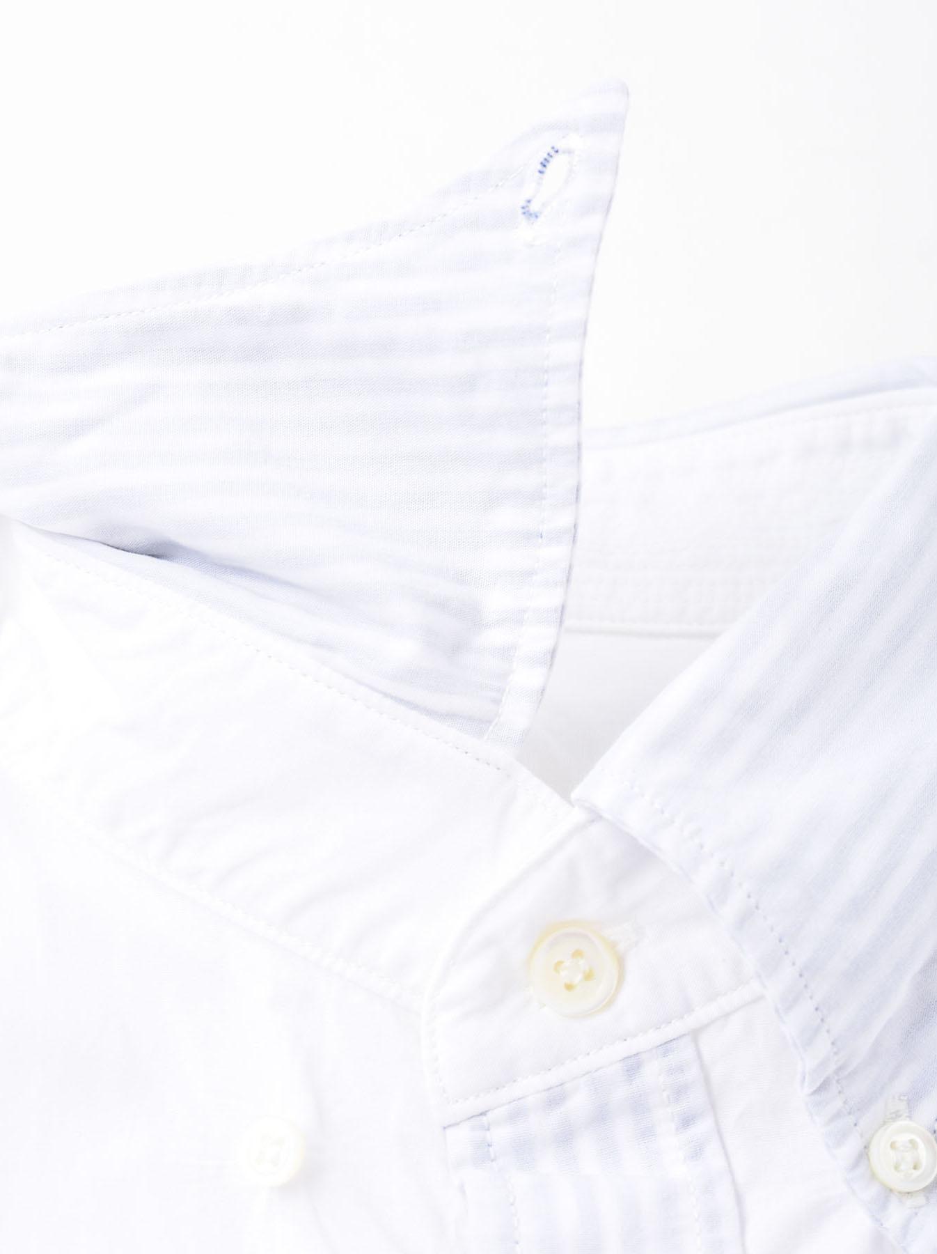 Damp Button Down Ocean Shirt-8
