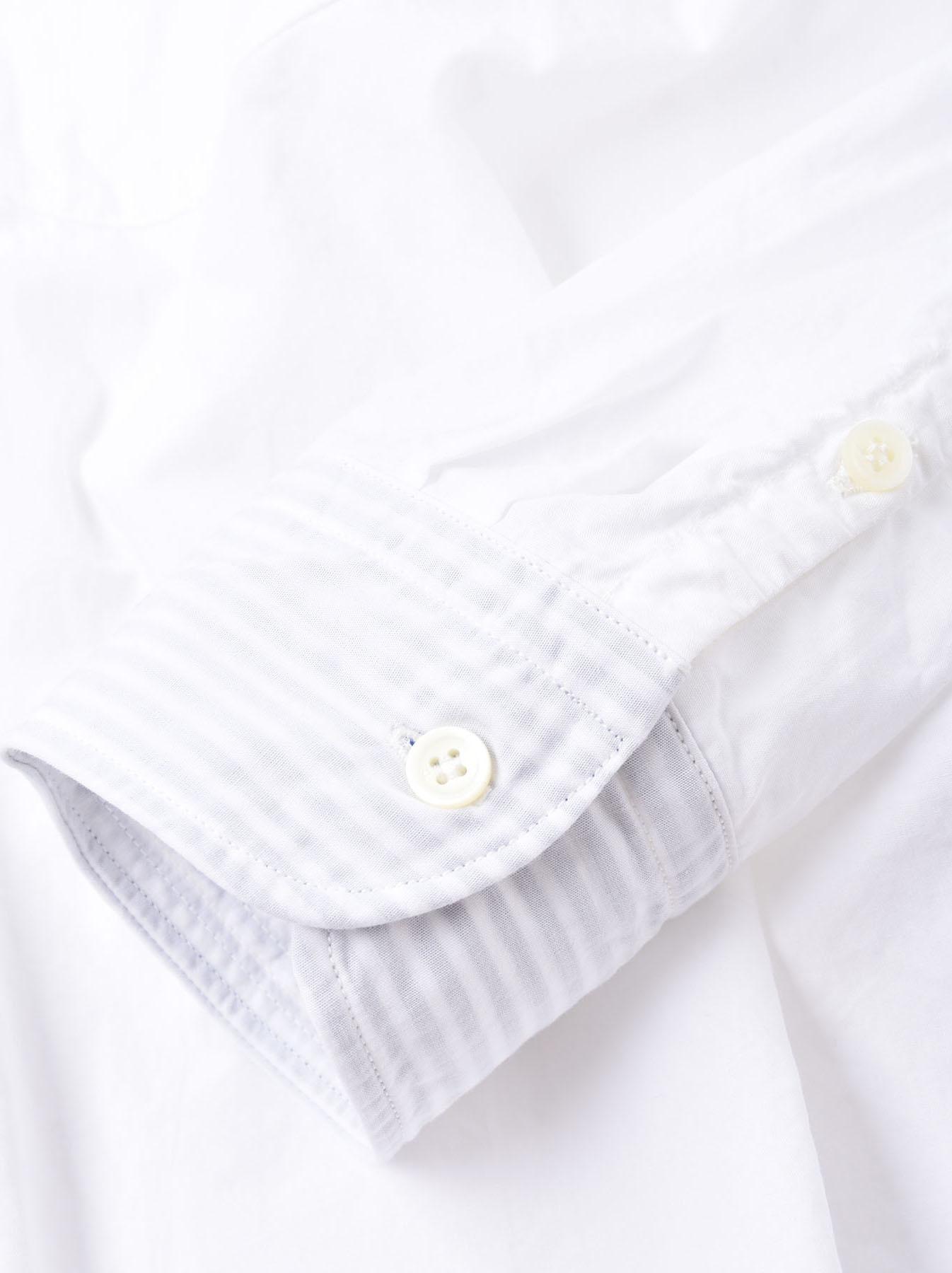 Damp Button Down Ocean Shirt-11
