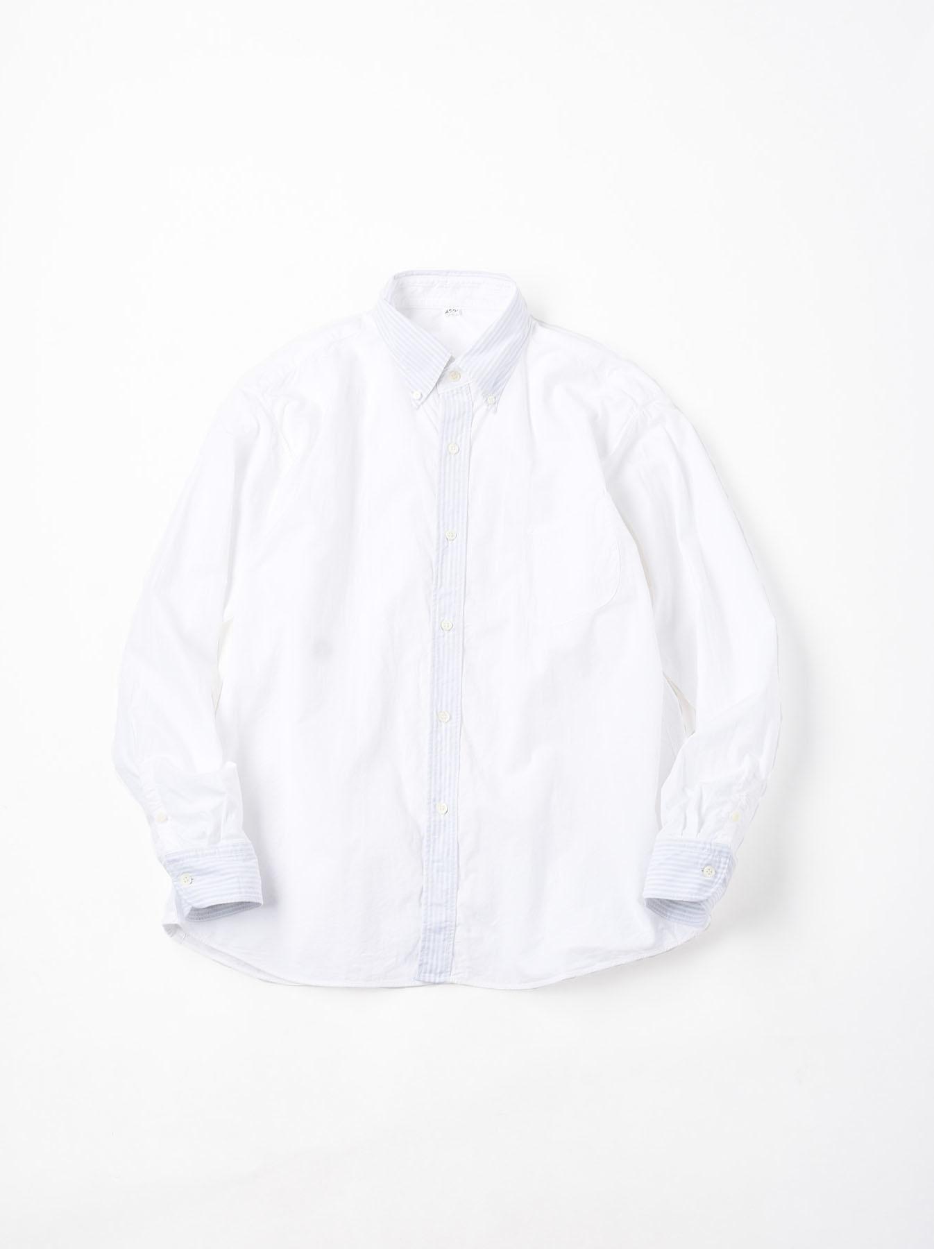 Damp Button Down Ocean Shirt-1